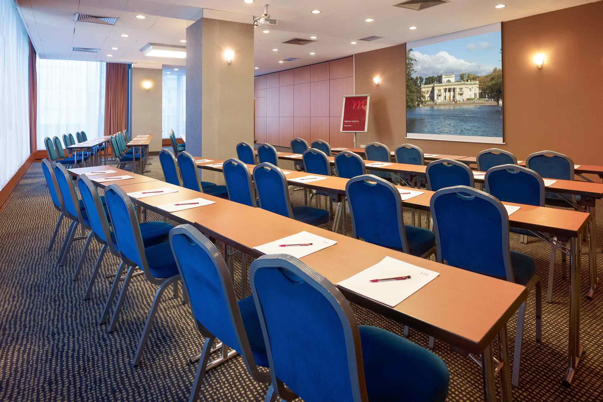 Mercure Warszawa Centrum Meeting room
