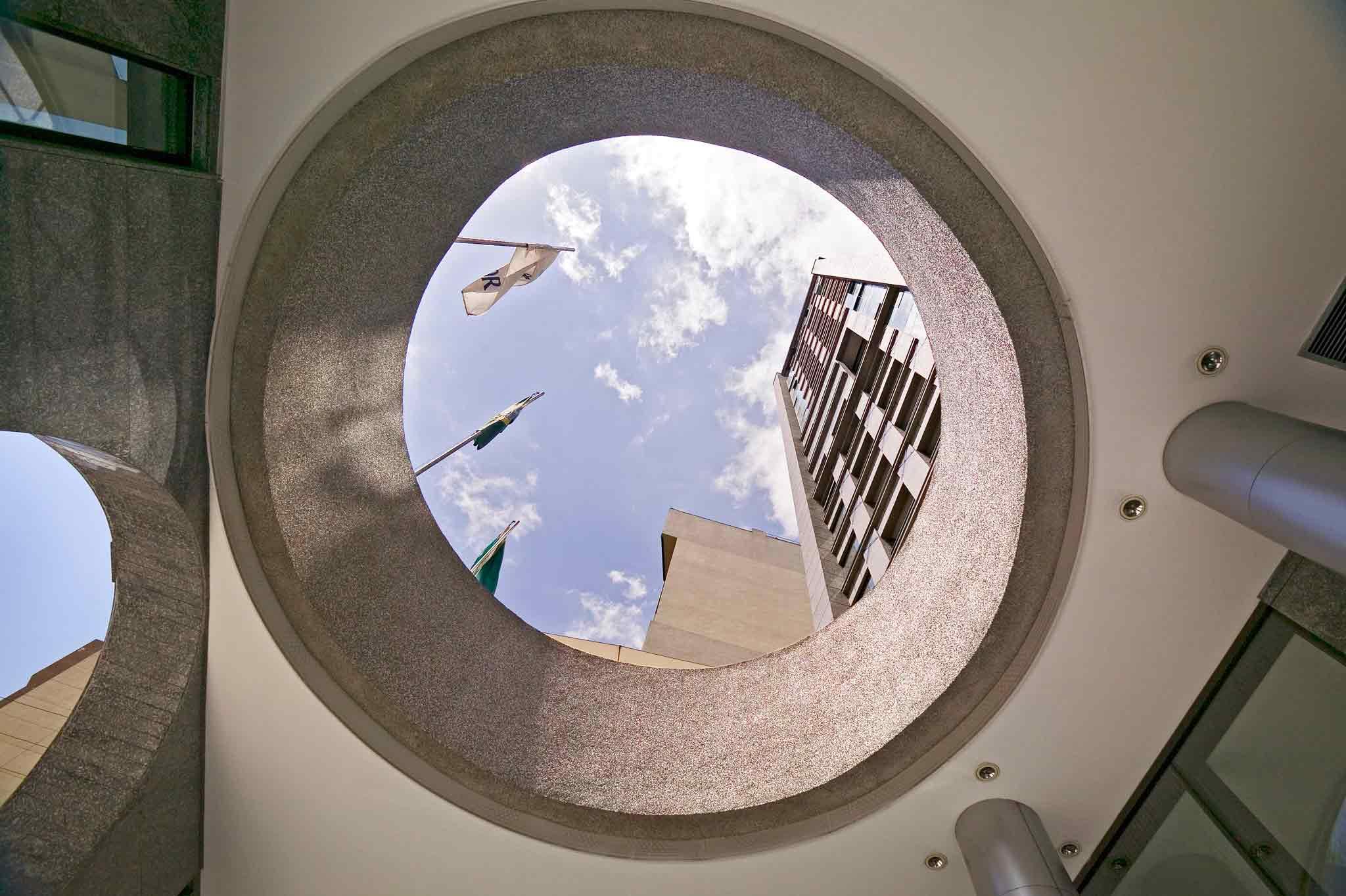 Mercure Curitiba Widok z zewnątrz