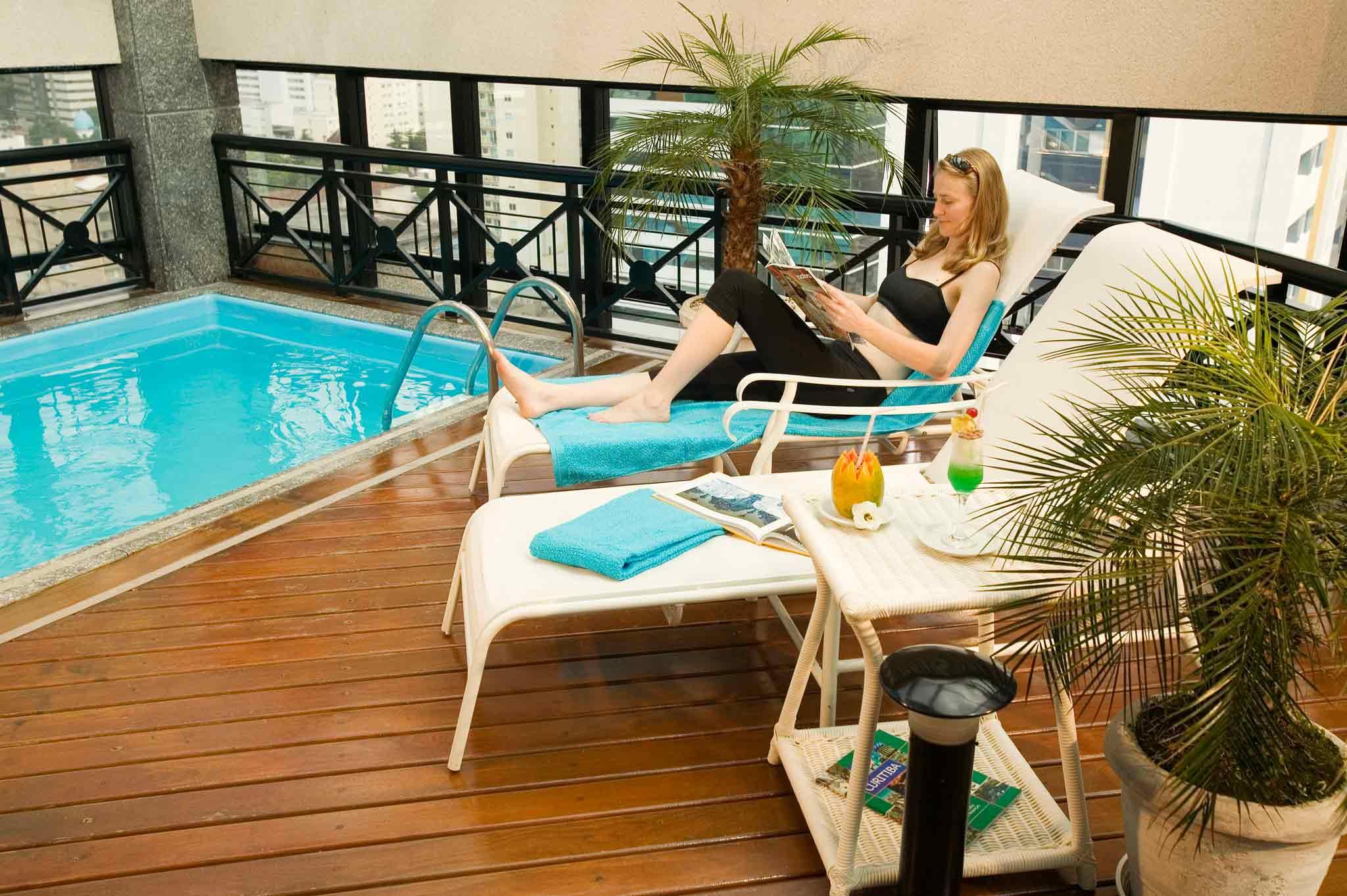 Mercure Curitiba Centrum rekreacyjne