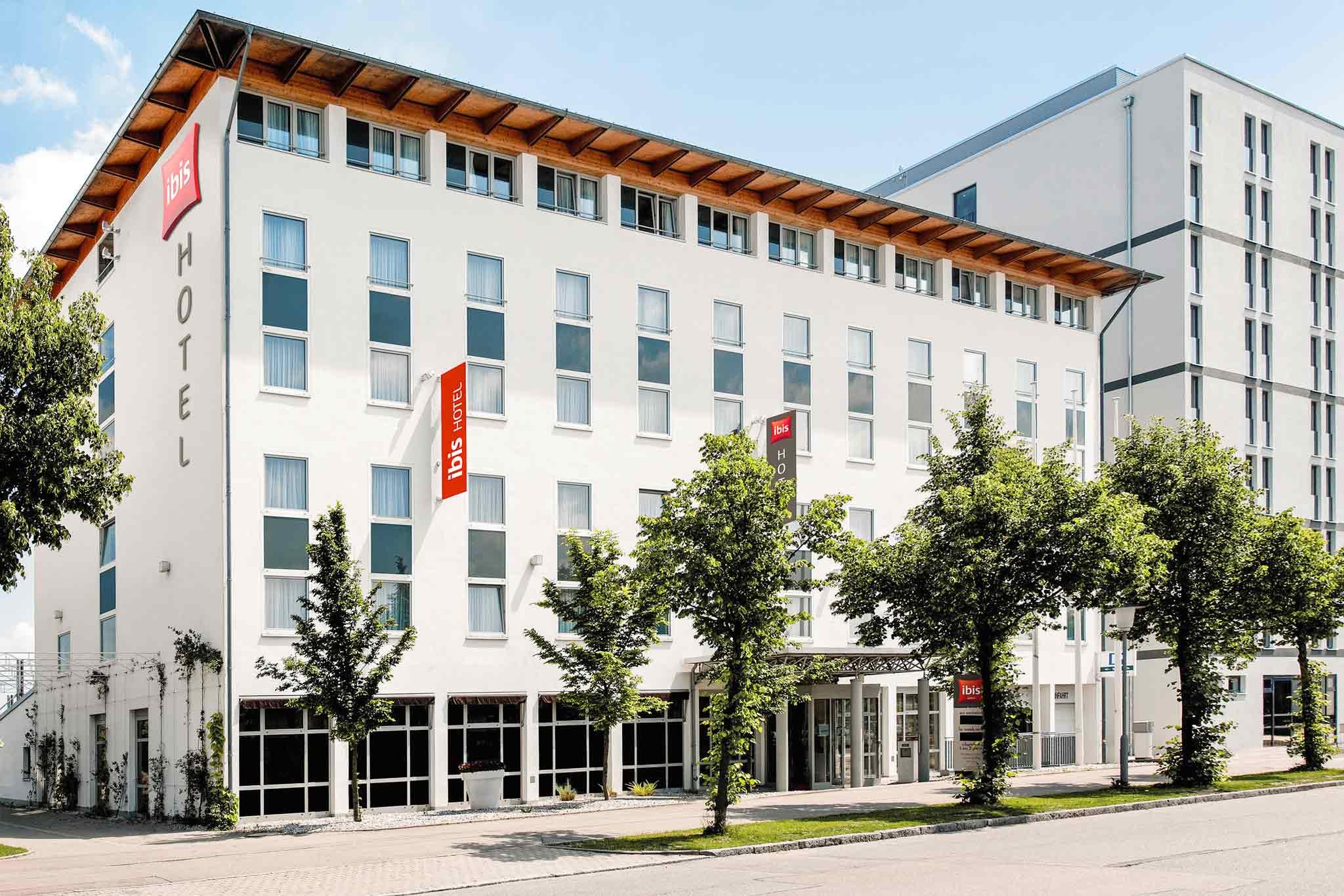 Ibis Hotel München Garching Außenansicht