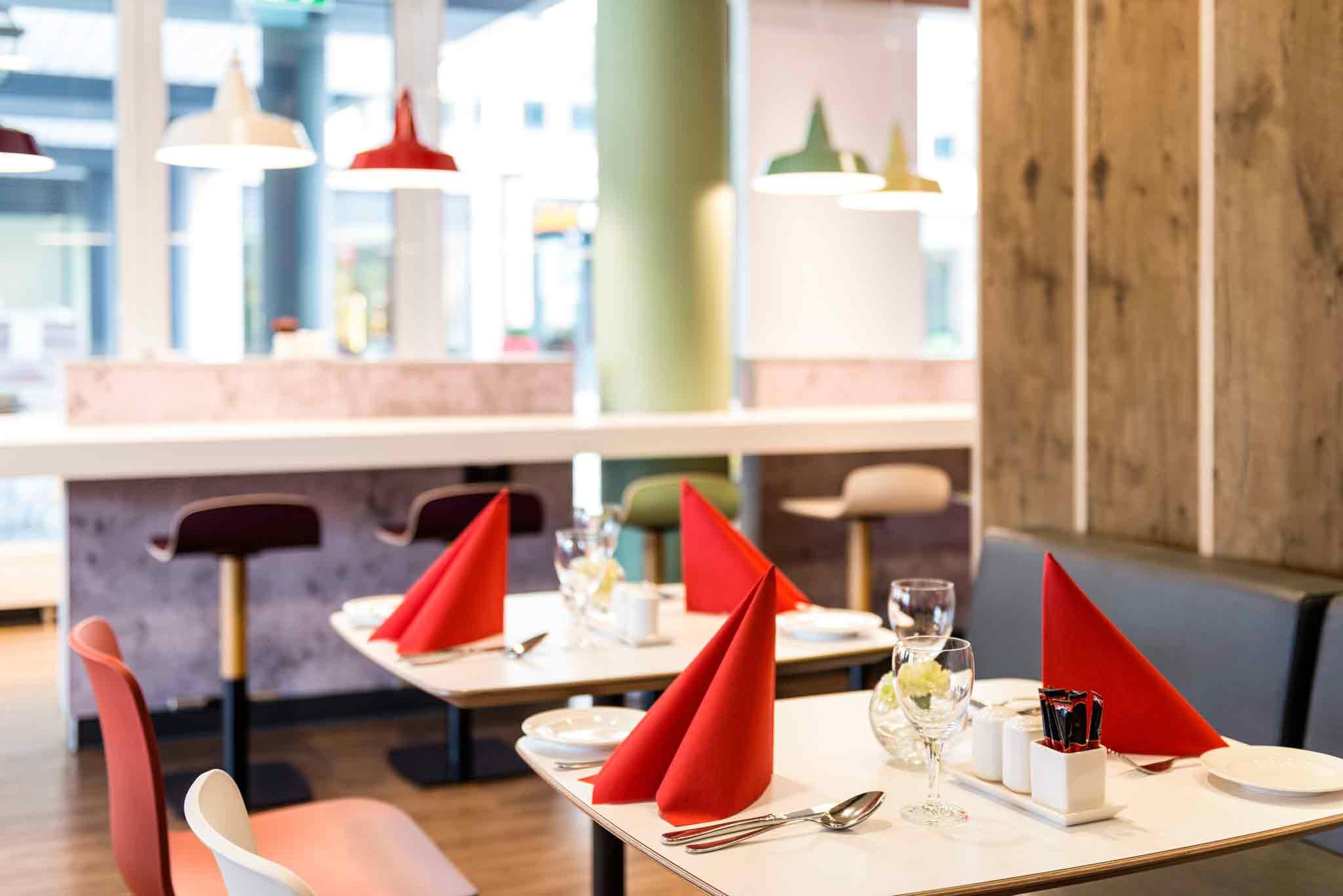 Ibis Hotel München Parkstadt Schwabing Gastronomy