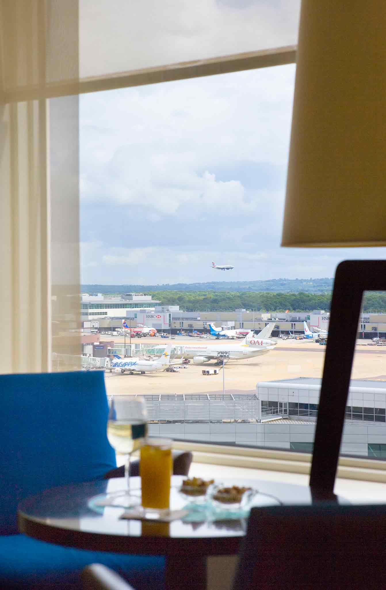 Sofitel London Gatwick Centro de wellness