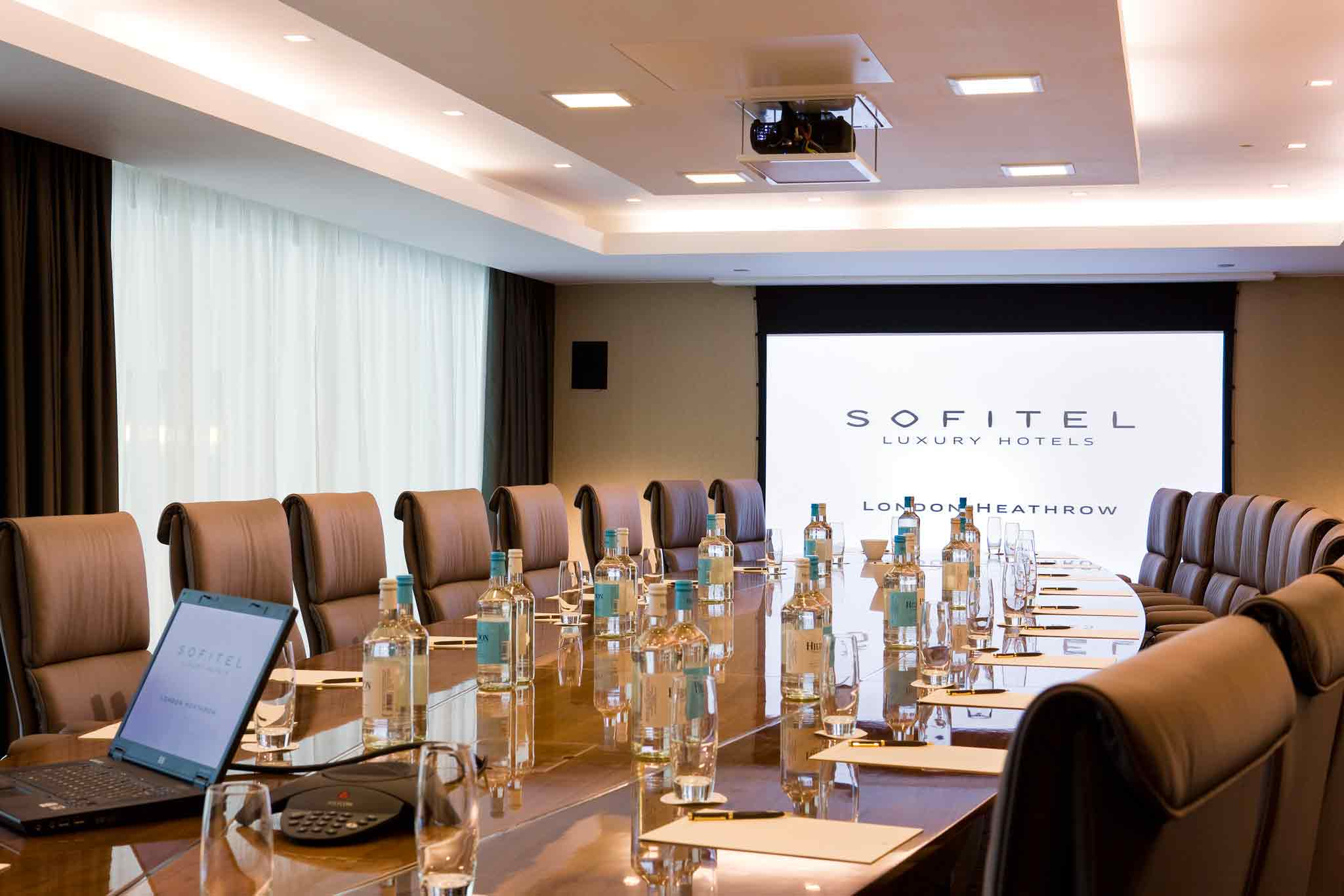 Sofitel London Heathrow Konferencelokale