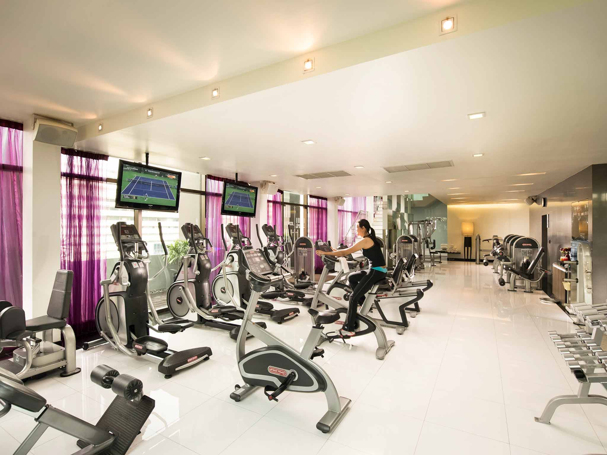 VIE Hotel Bangkok - MGallery Collection Centro de wellness