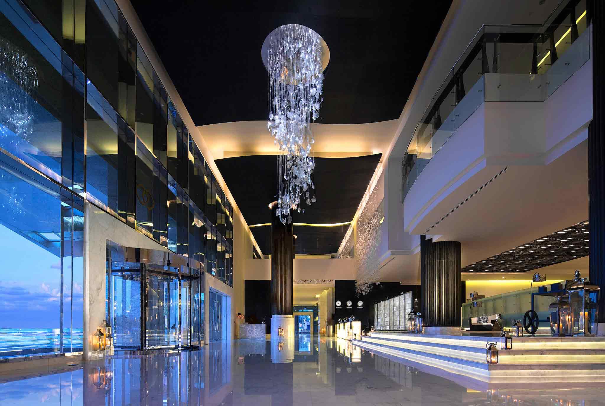 Sofitel Abu Dhabi Corniche Außenansicht