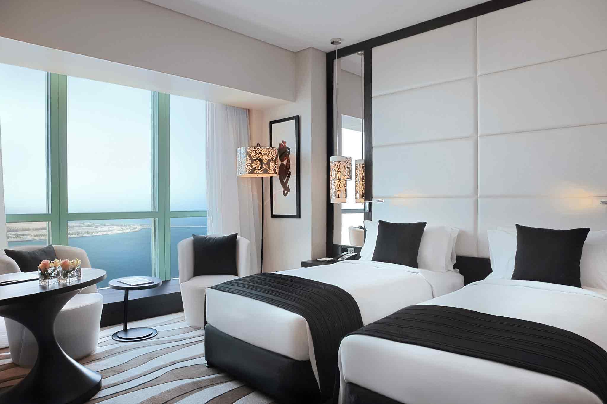 Sofitel Abu Dhabi Corniche Zimmeransicht