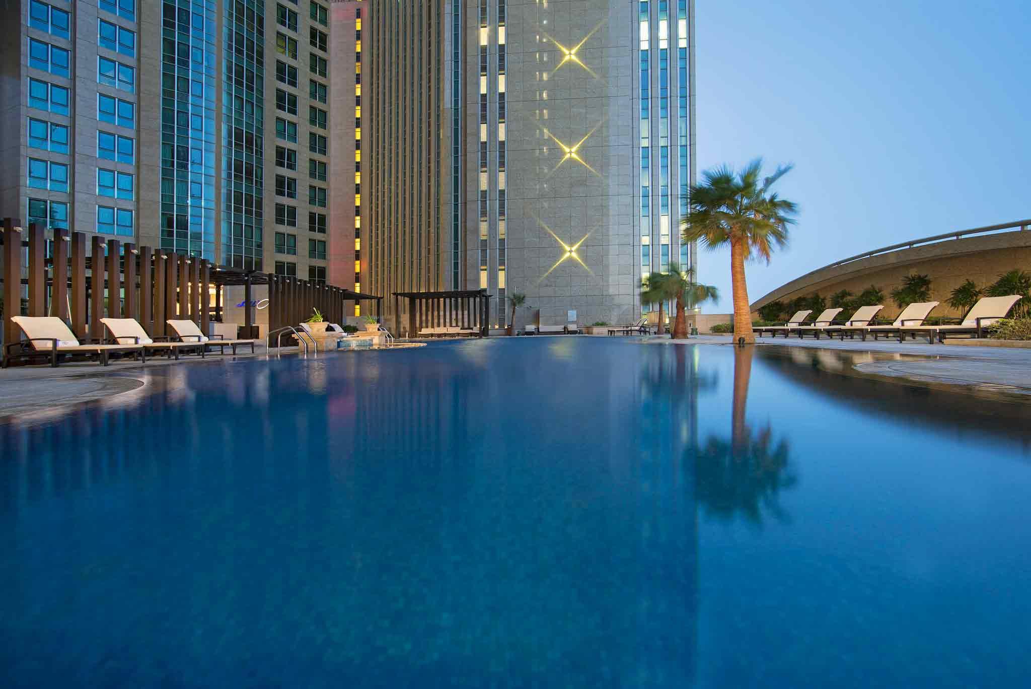 Sofitel Abu Dhabi Corniche Erholungszentrum