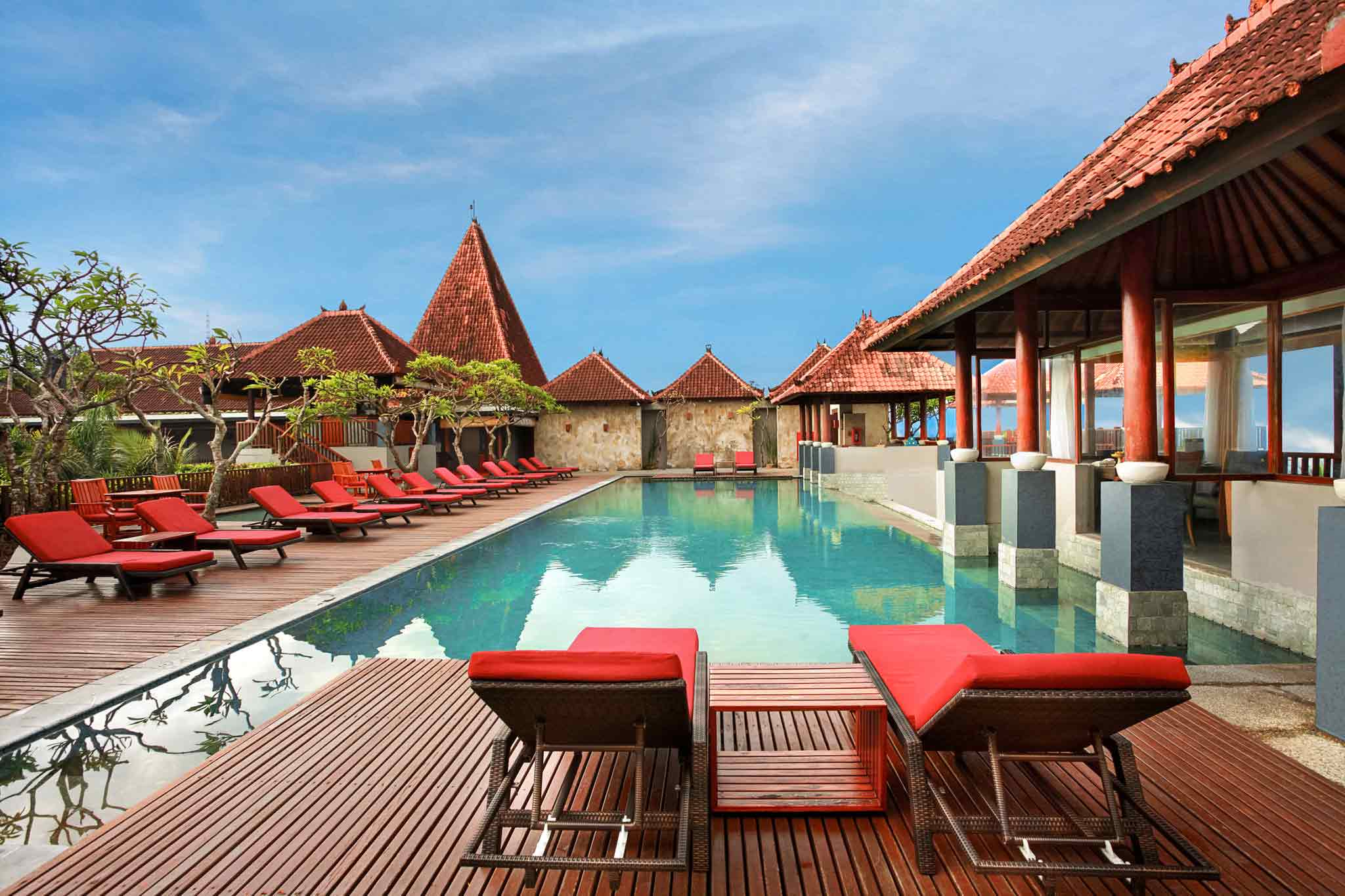 Mercure Kuta Bali Relaxation centre