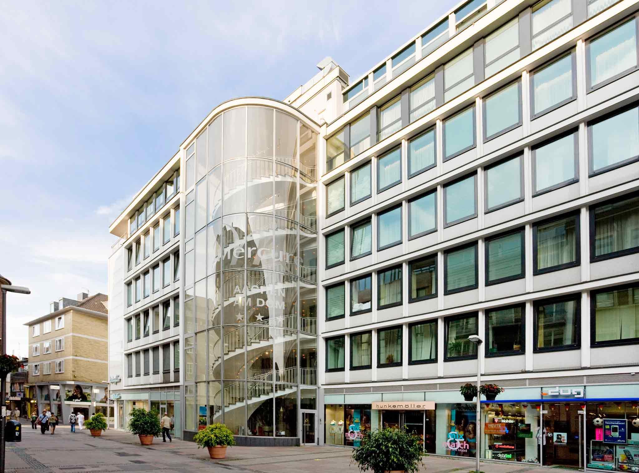 Mercure Hotel Aachen am Dom 外景