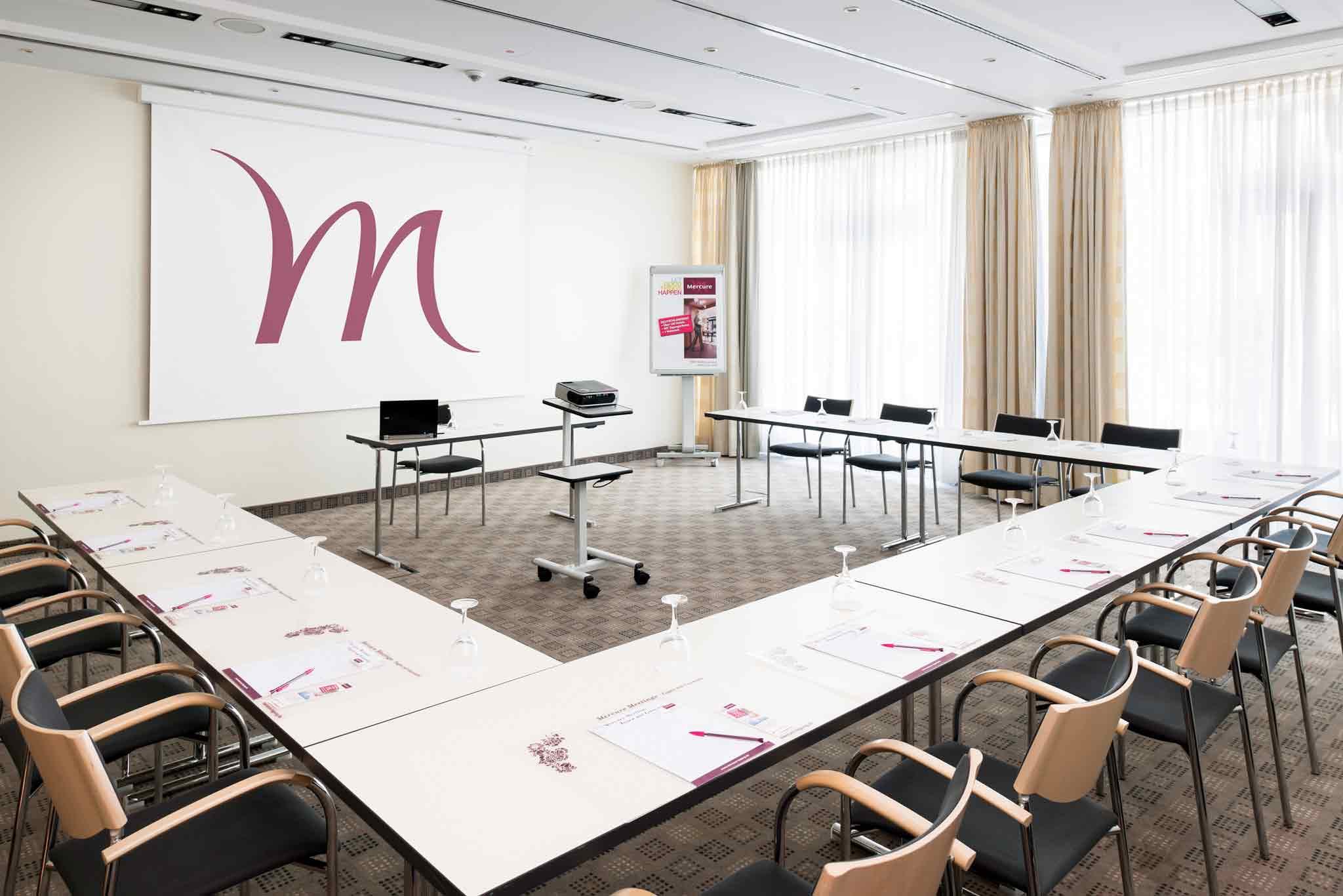 Mercure Hotel Berlin City Meetingroom 1