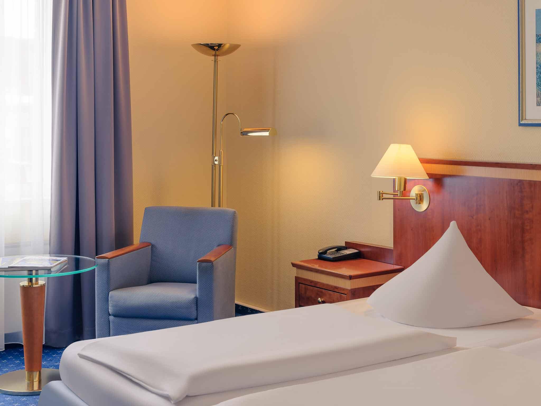 Mercure Hotel Trier Porta Nigra 客房视图