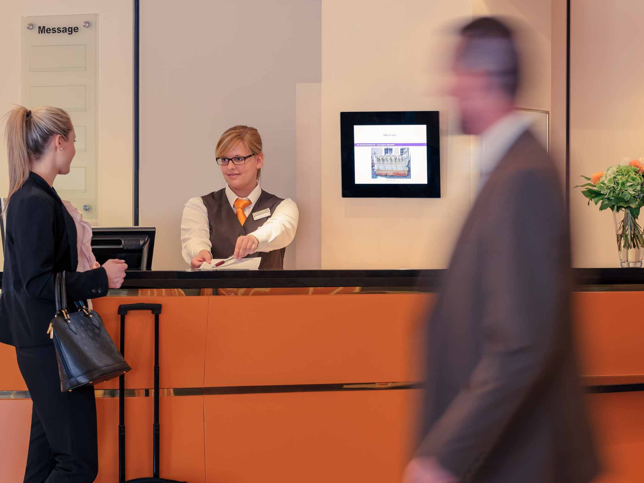 Mercure Hotel Trier Porta Nigra 养生保健中心