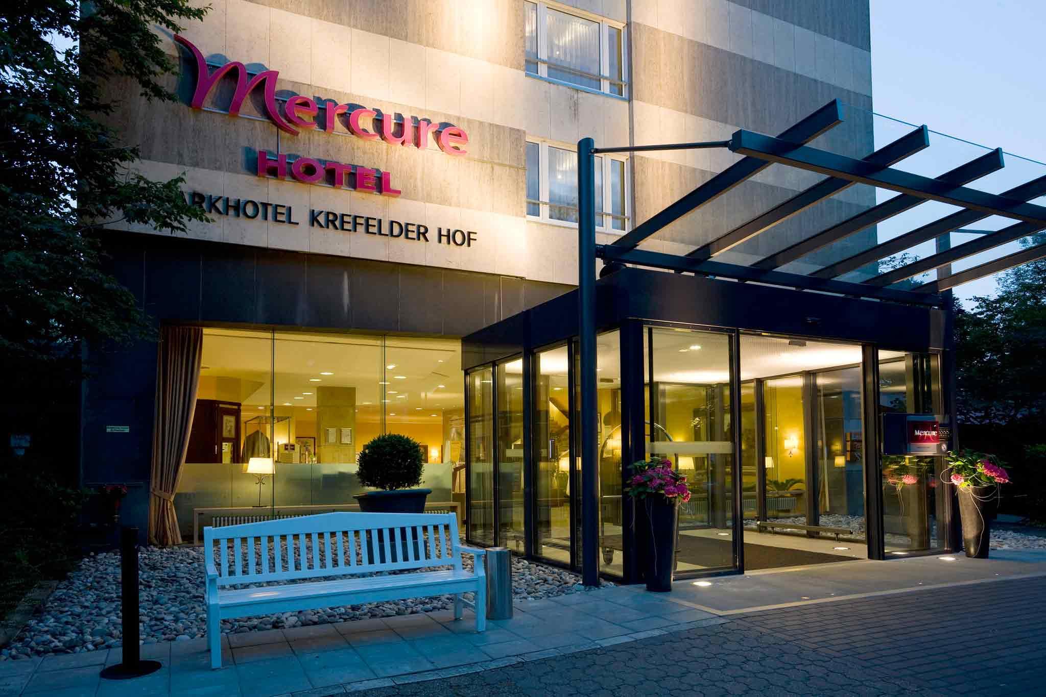 Mercure Parkhotel Krefelder Hof 外景