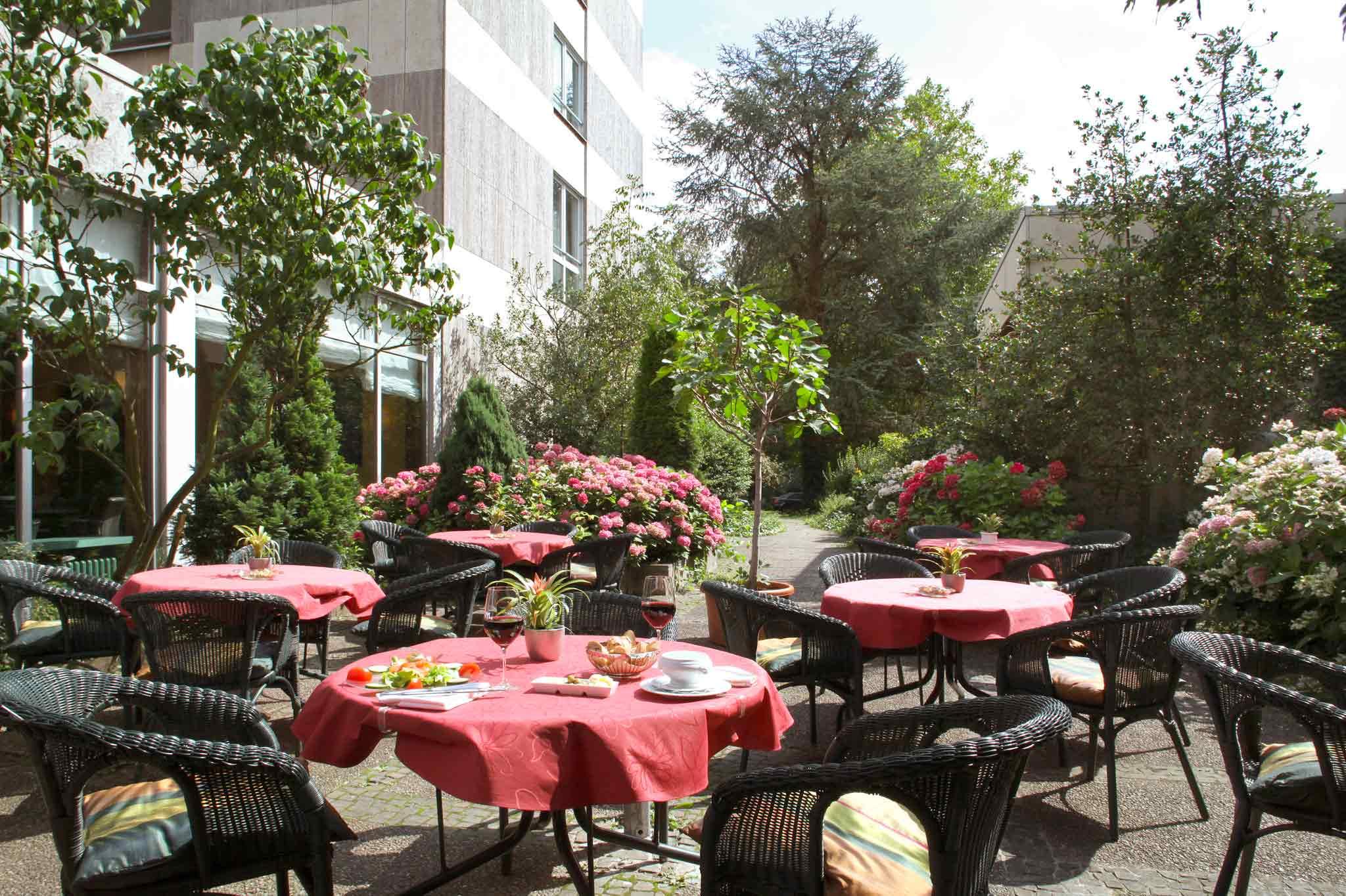 Mercure Parkhotel Krefelder Hof Lobby