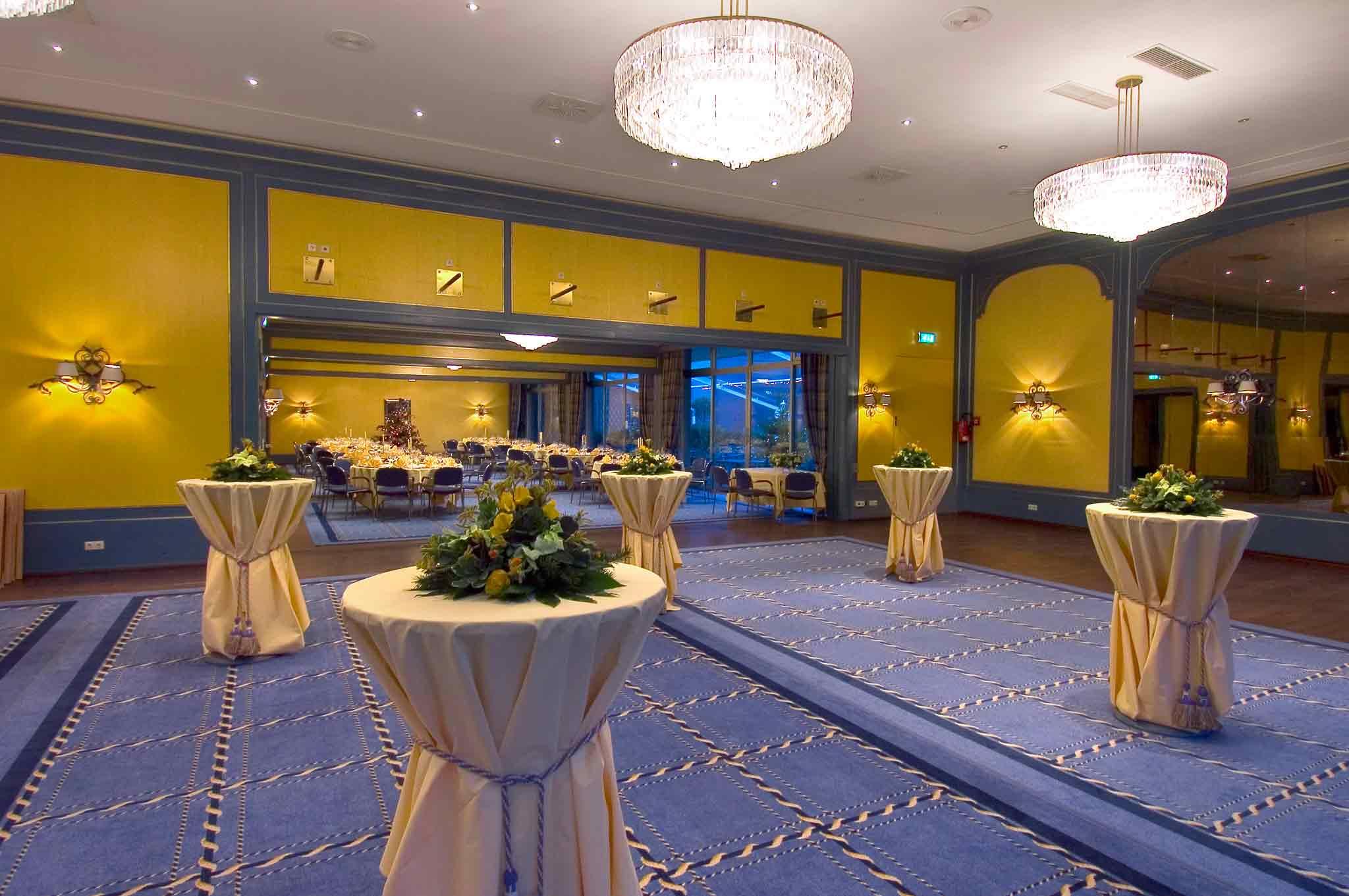 Mercure Parkhotel Krefelder Hof 会议厅
