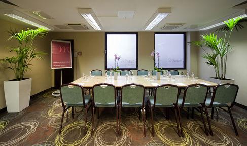 Mercure Budapest City Centre Pomieszczenie konferencyjne