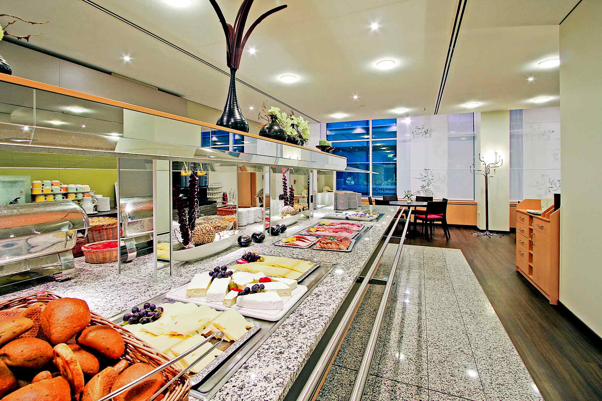 Ibis Hotel Dresden Lilienstein Gastronomie