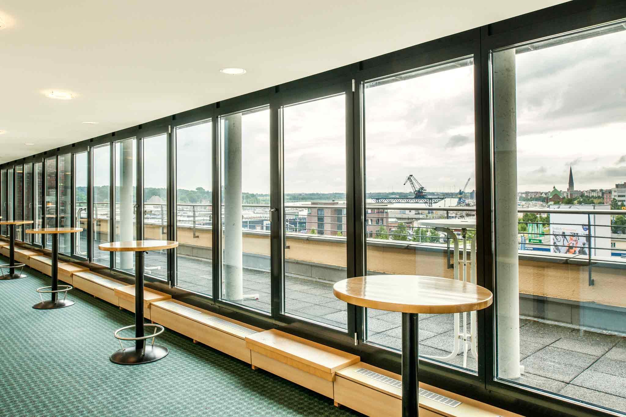 Ibis Rostock am Stadthafen Sala de conferências