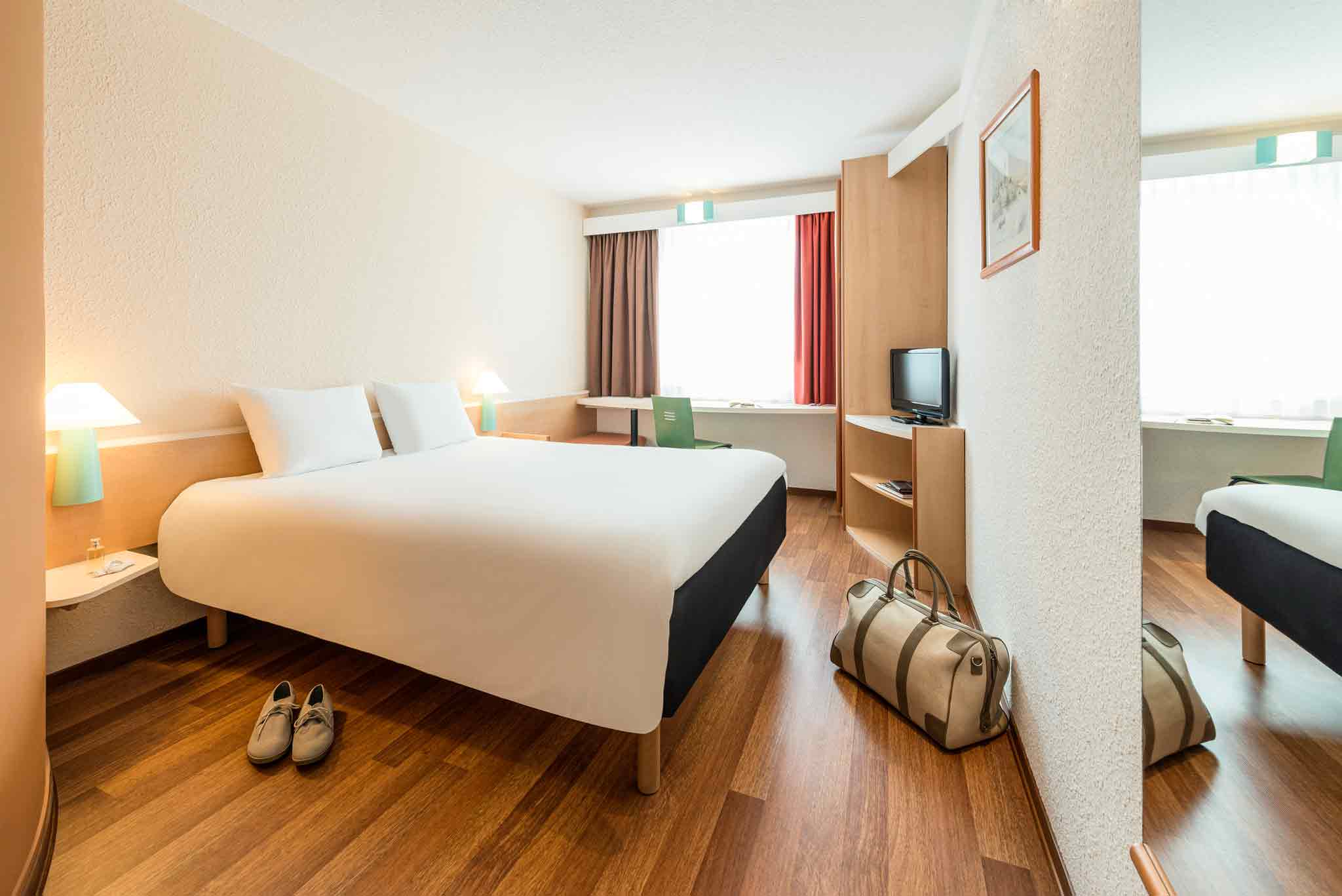 Ibis Hotel München Garching Zimmeransicht