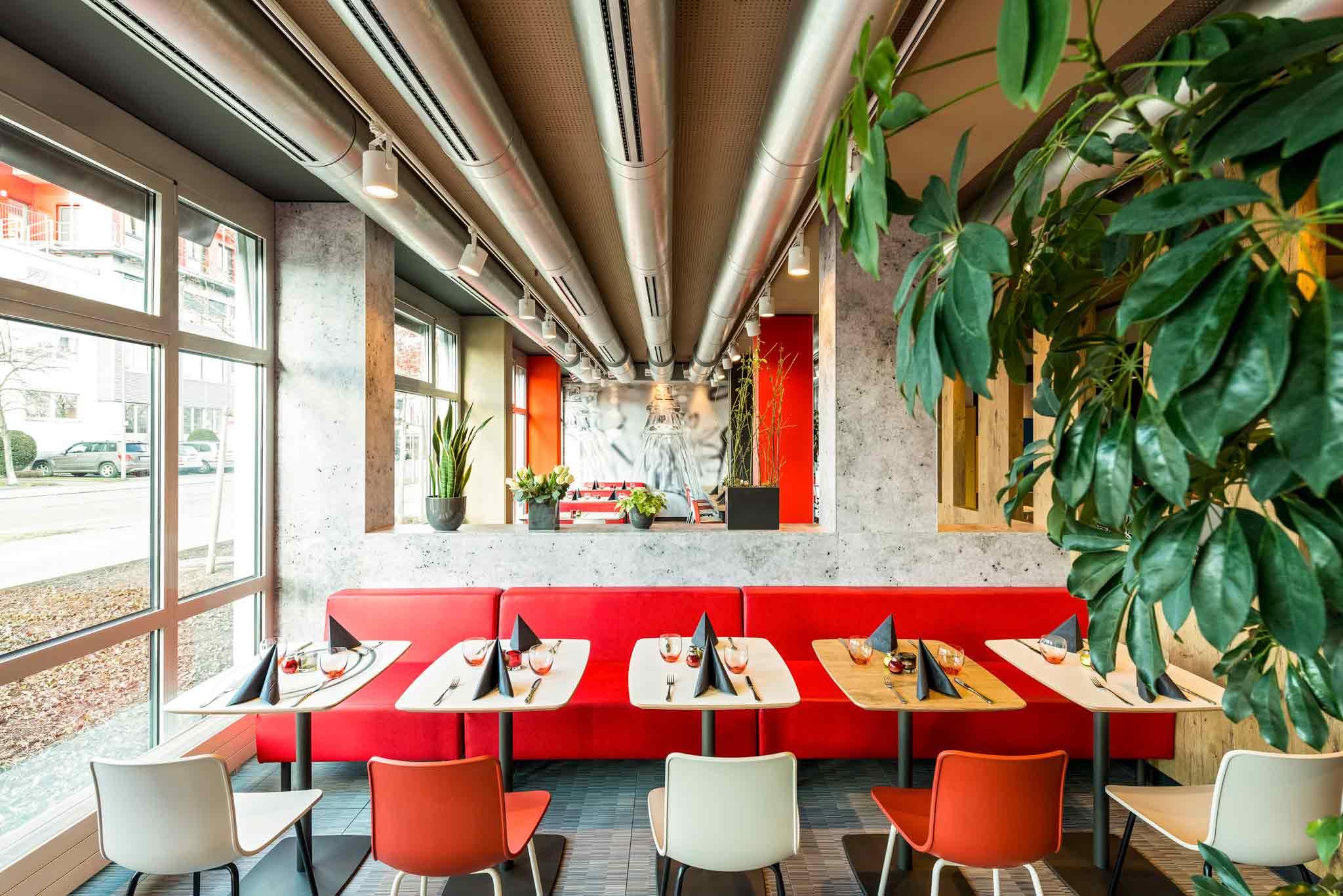 Ibis Hotel München Garching Gastronomie