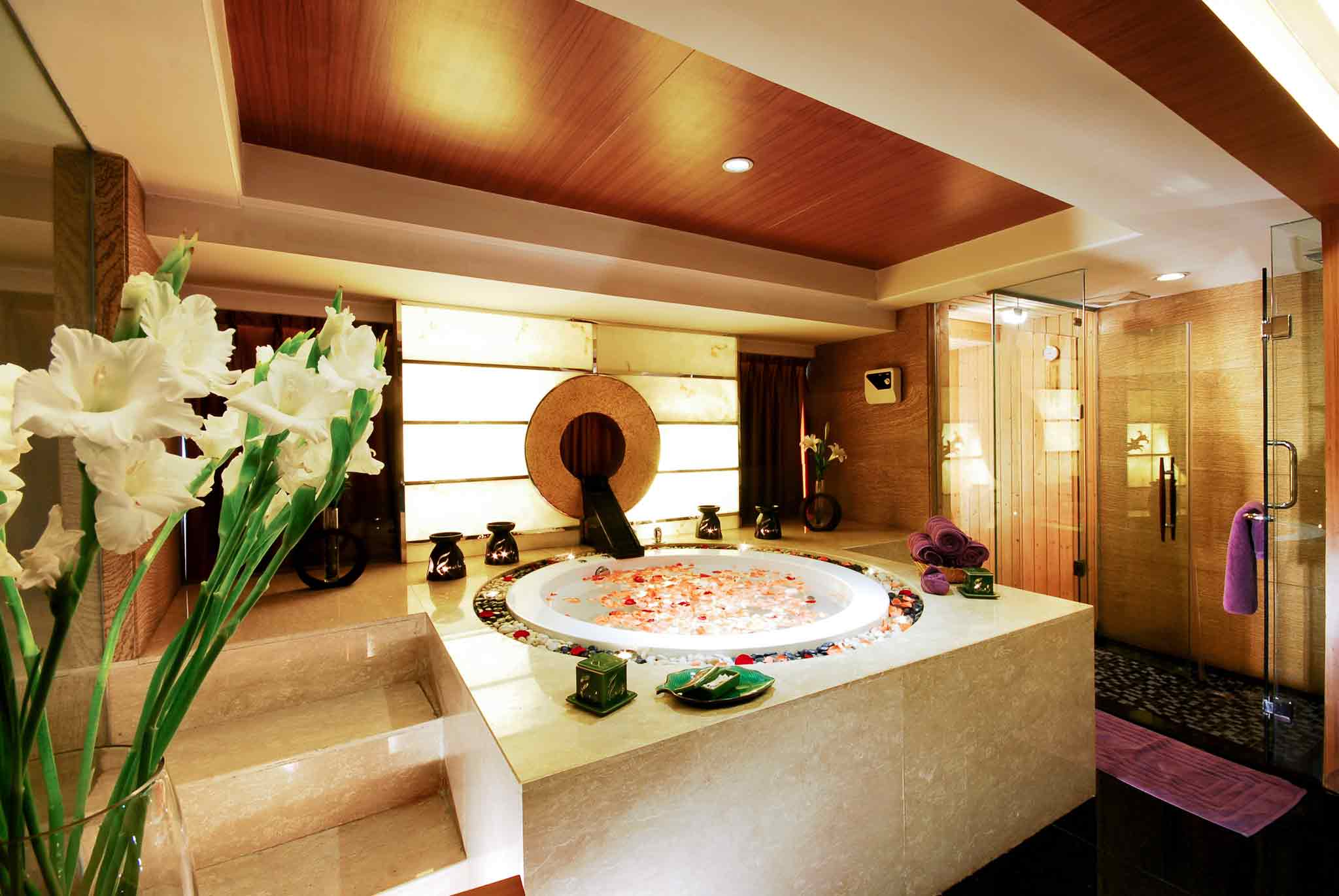 Mercure Xian on Renmin Square Centro de wellness