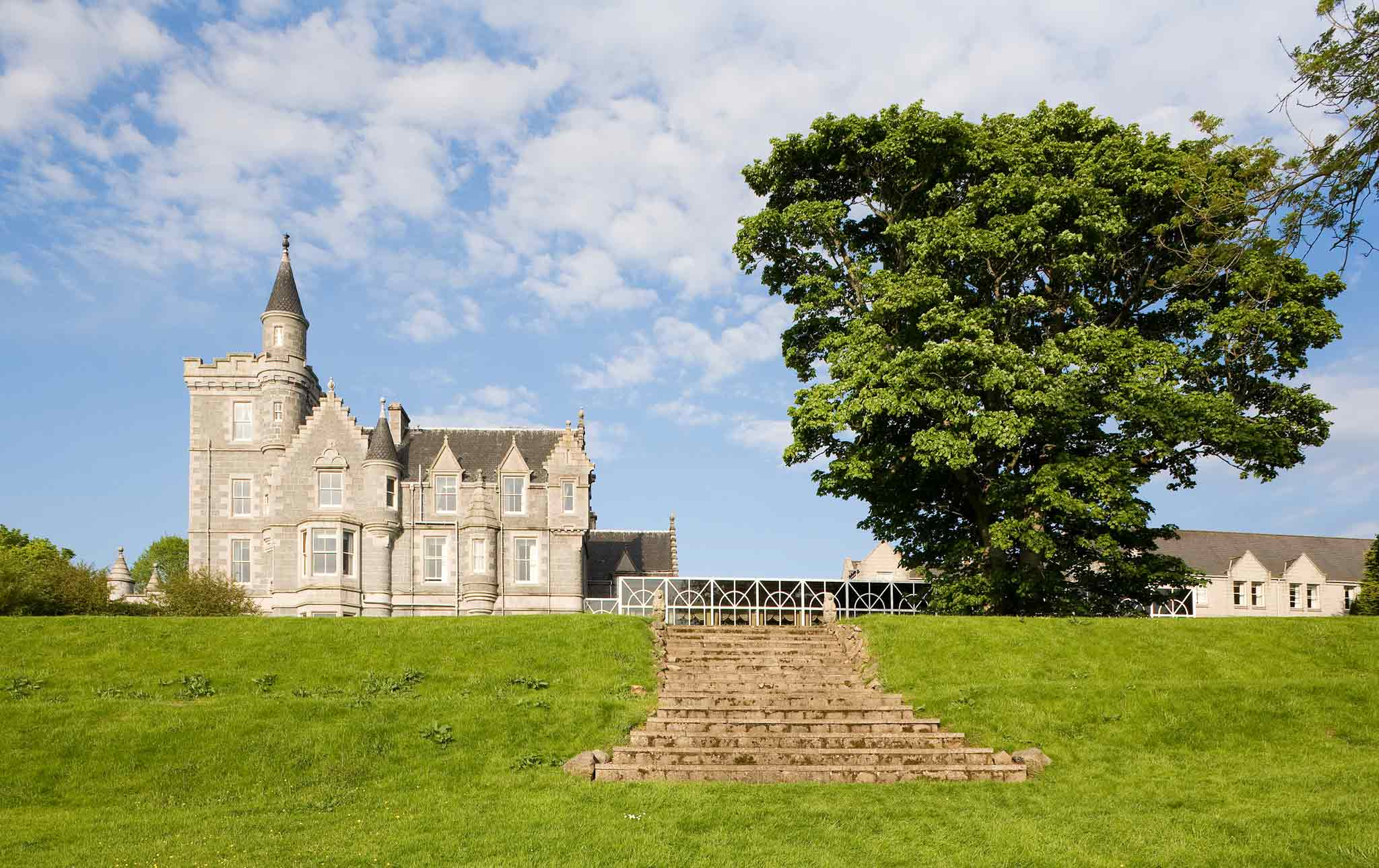 Mercure Ardoe House Hotel & Spa Aberdeen Vista esterna