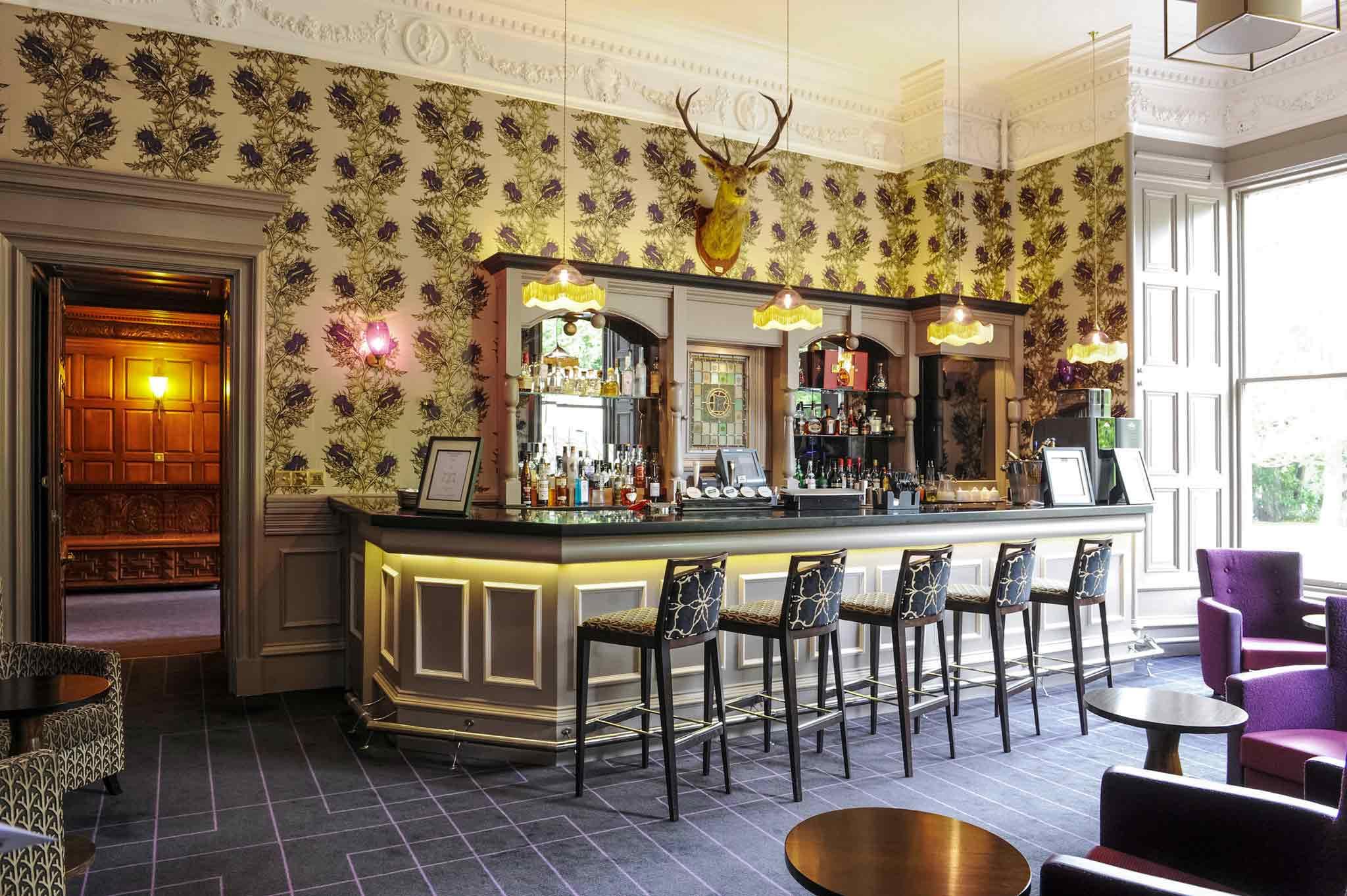 Mercure Ardoe House Hotel & Spa Aberdeen Lobby