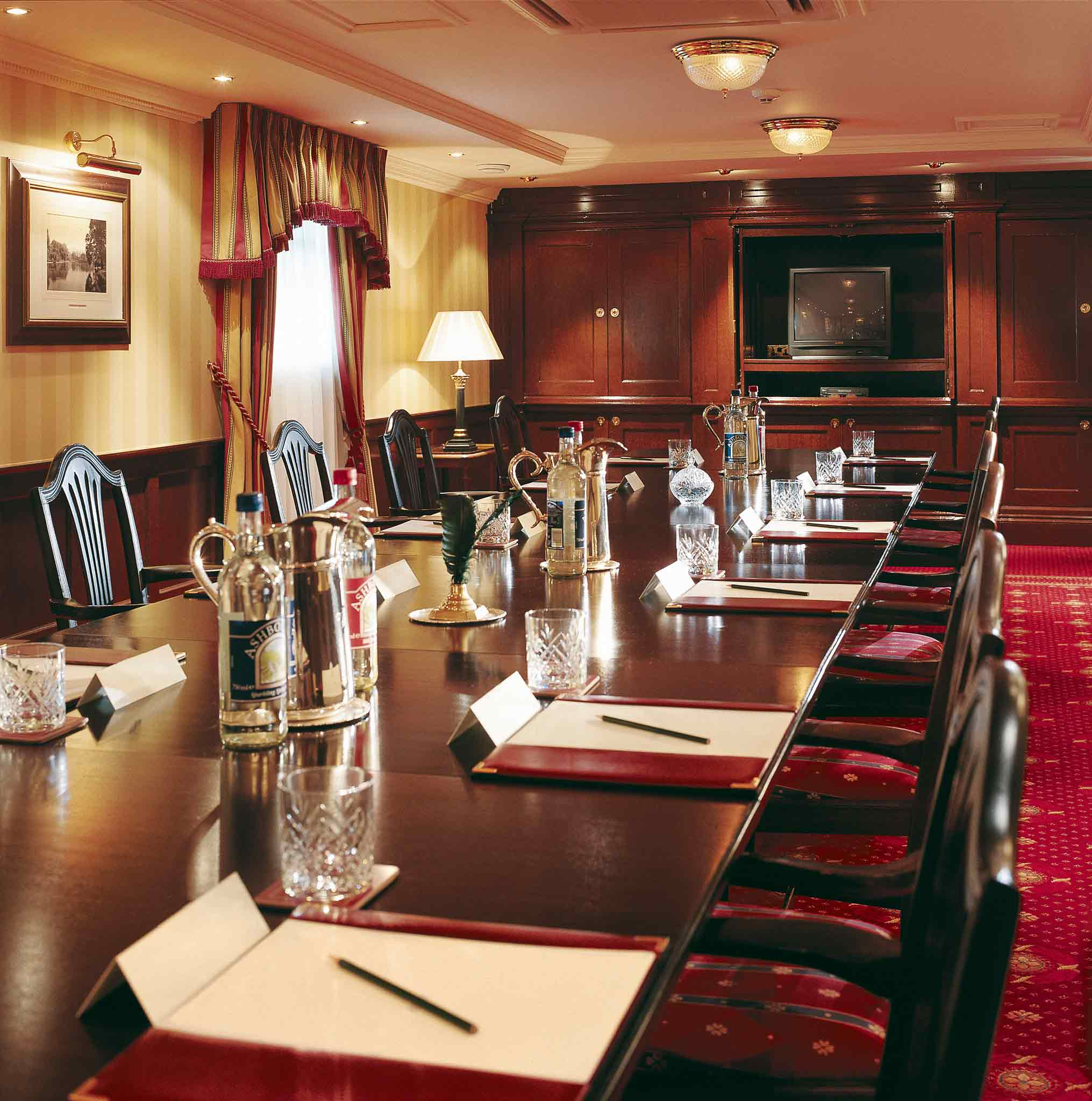 Mercure Shakespeare Stratford Meeting room