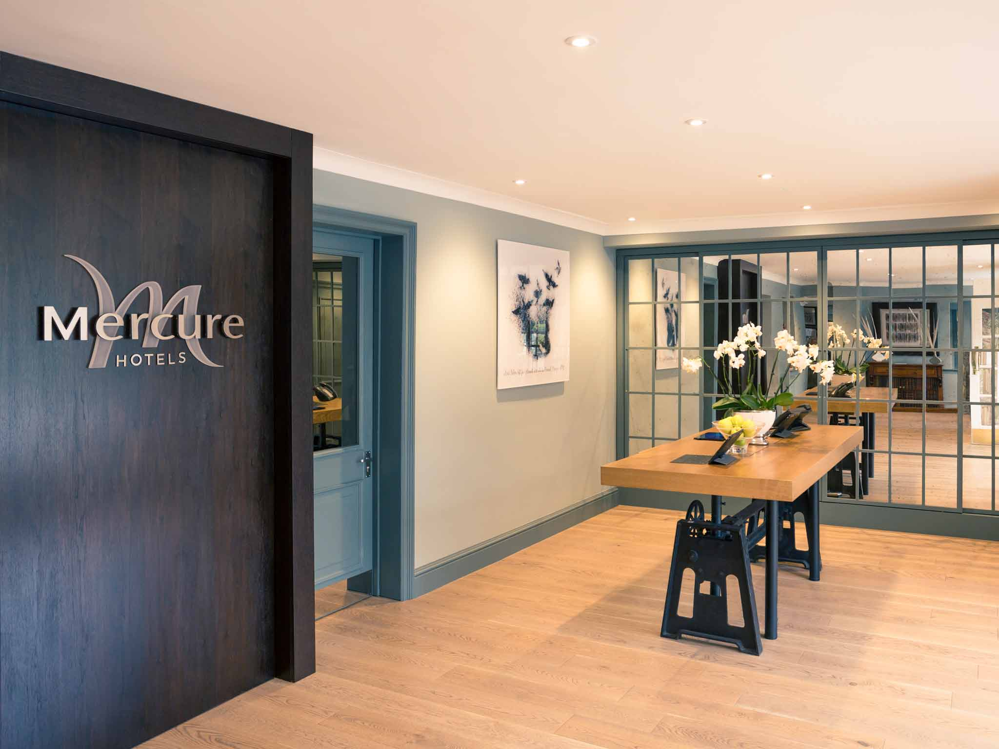 Mercure Burford Bridge Box Hill Центр отдыха