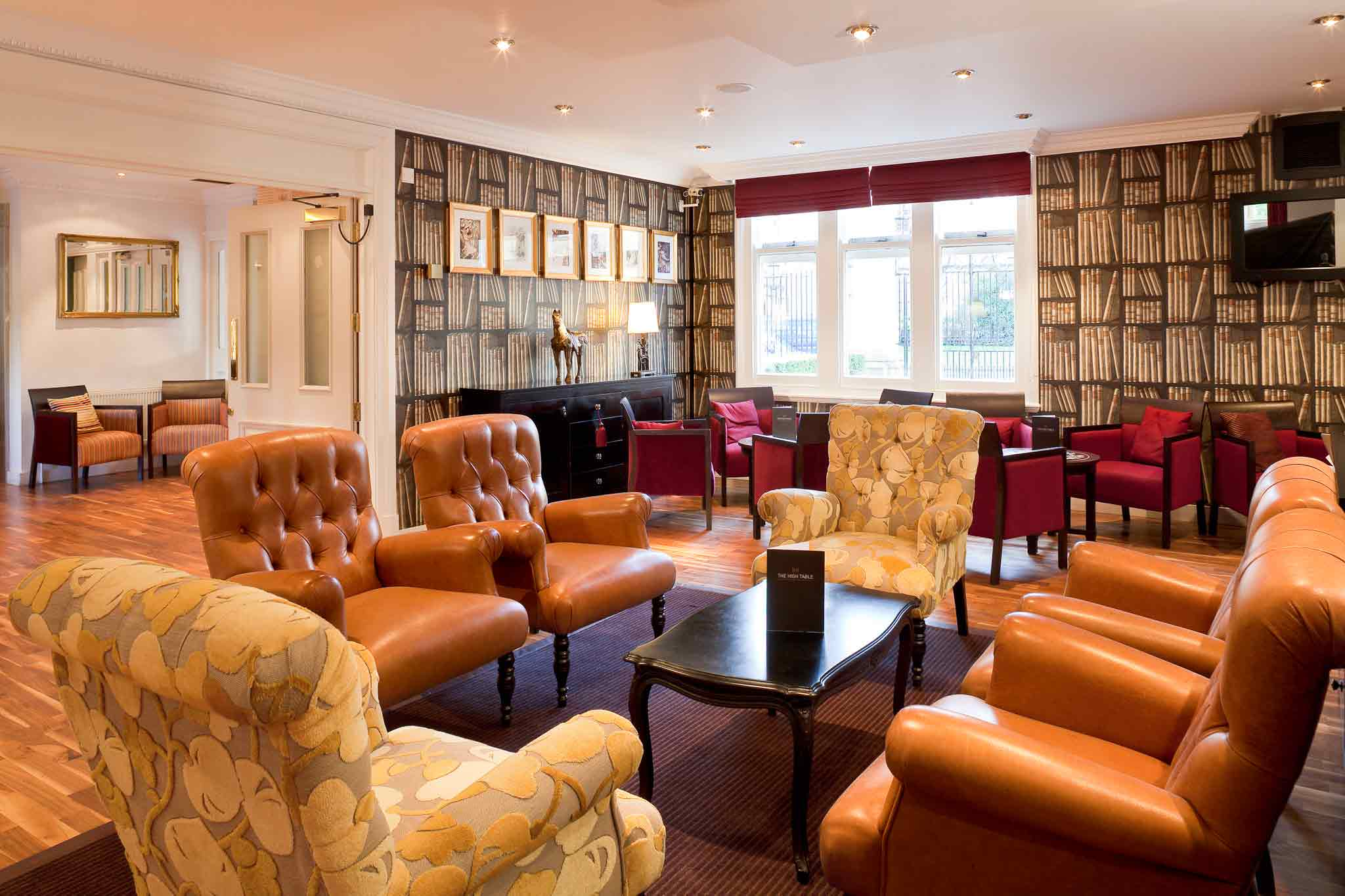 Mercure Eastgate Townhouse Oxford 养生保健中心