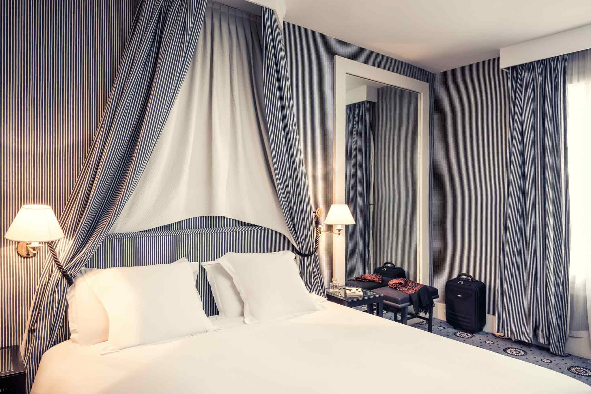 Mercure Paris Champs Elysees Zimmeransicht