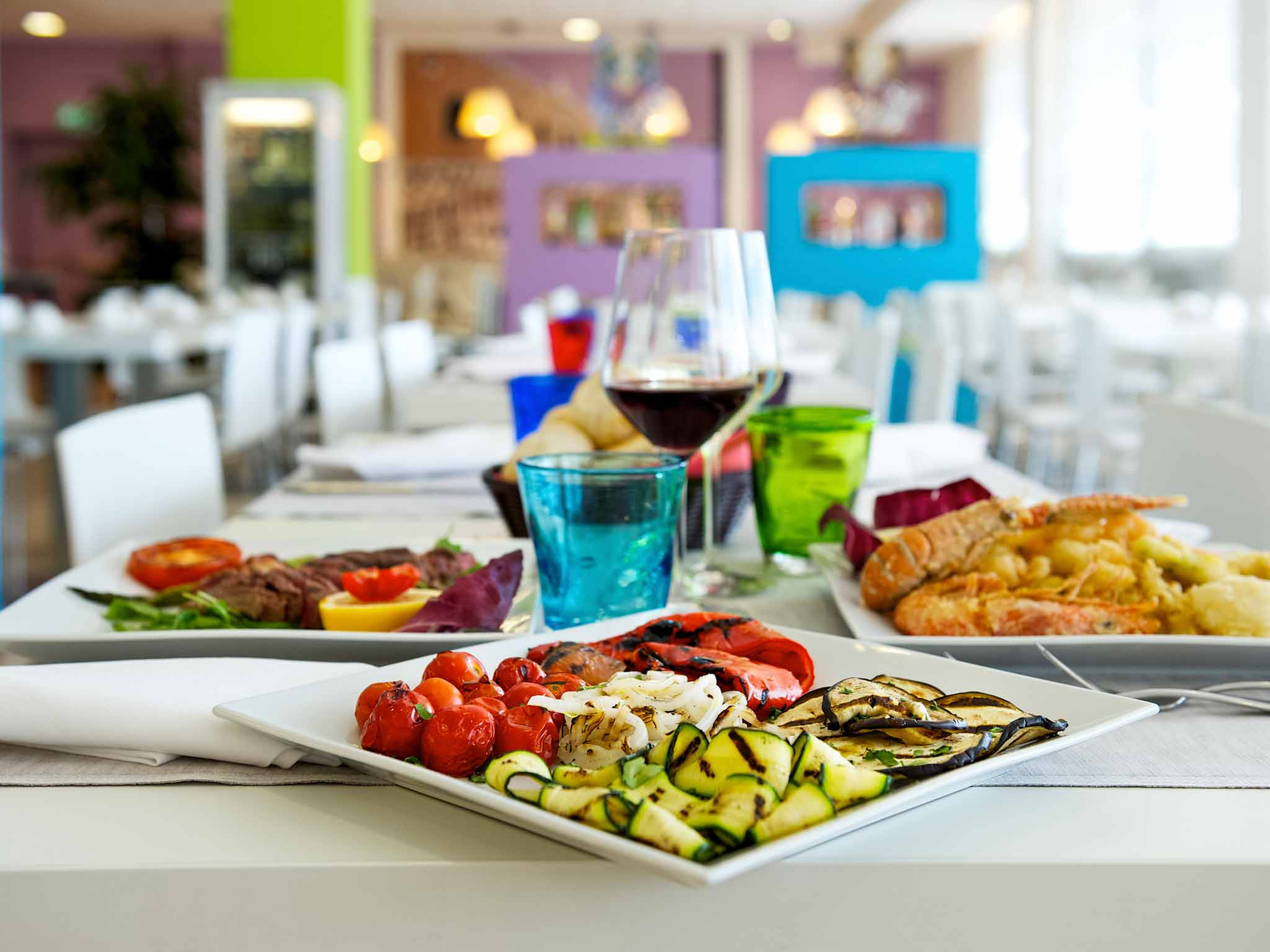Mercure Venezia Marghera Ресторанно-буфетное обслуживание
