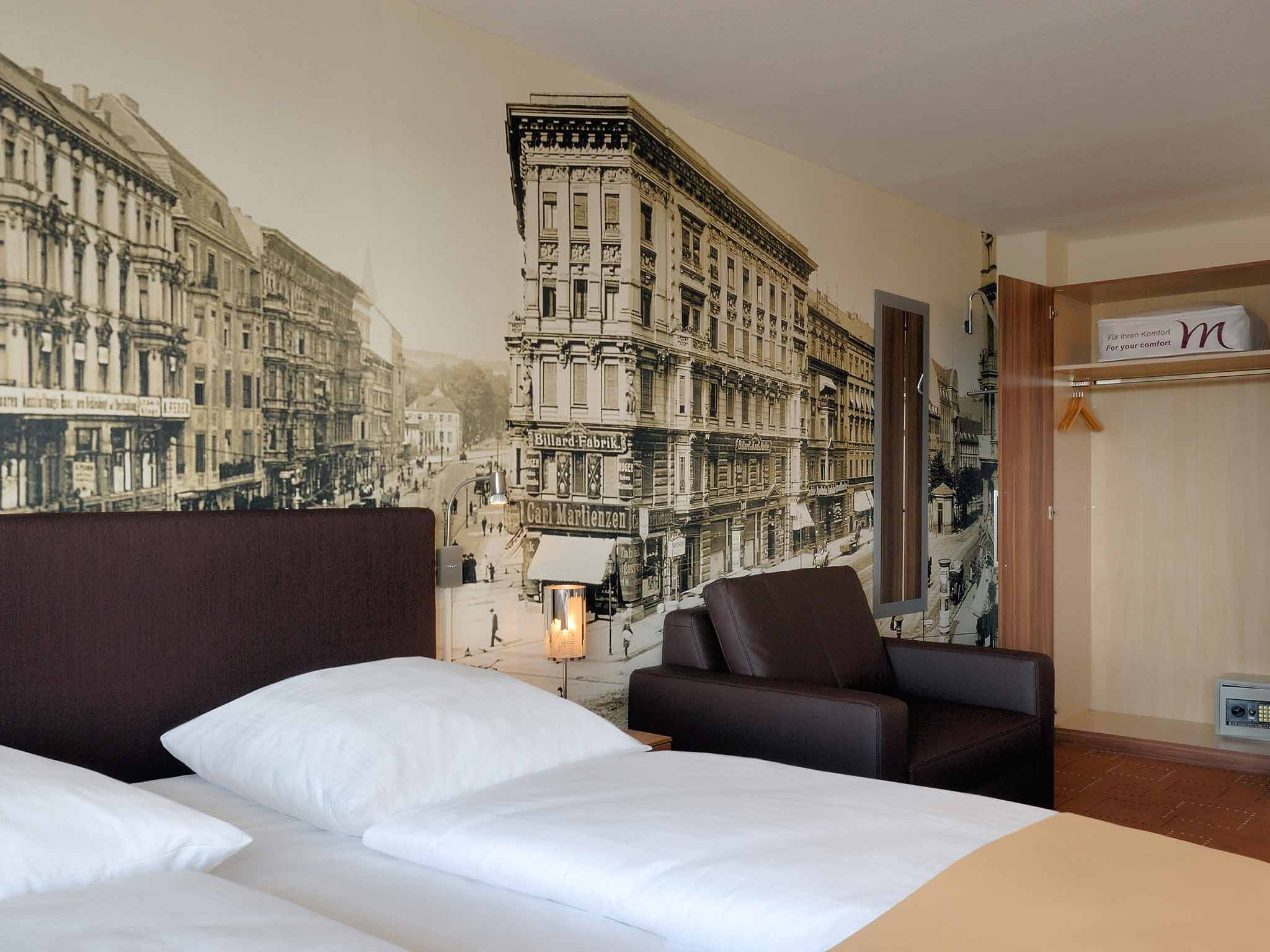 Mercure Hotel Berlin am Alexanderplatz Guestroom 3