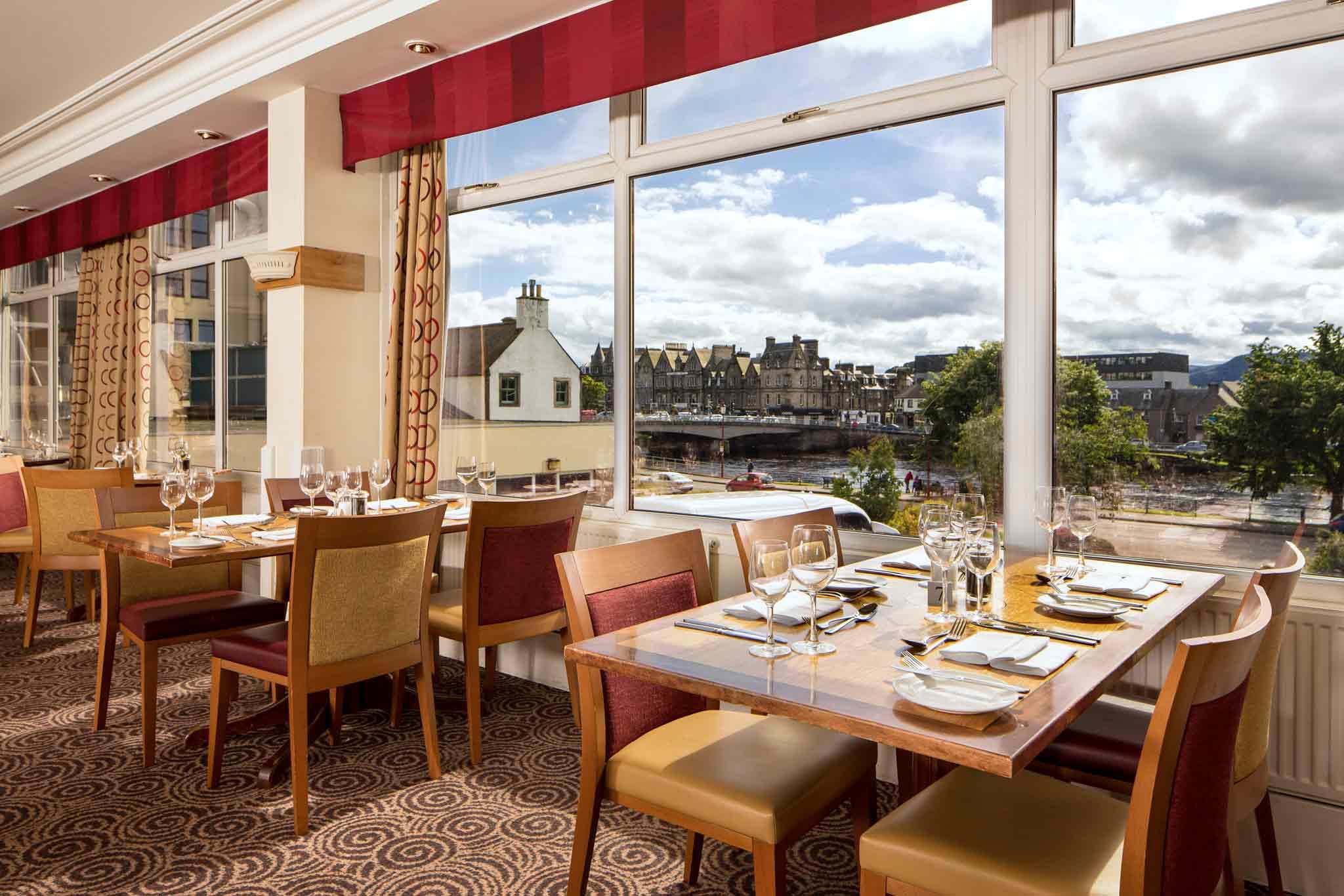 Mercure Inverness Hotel Gastronomi