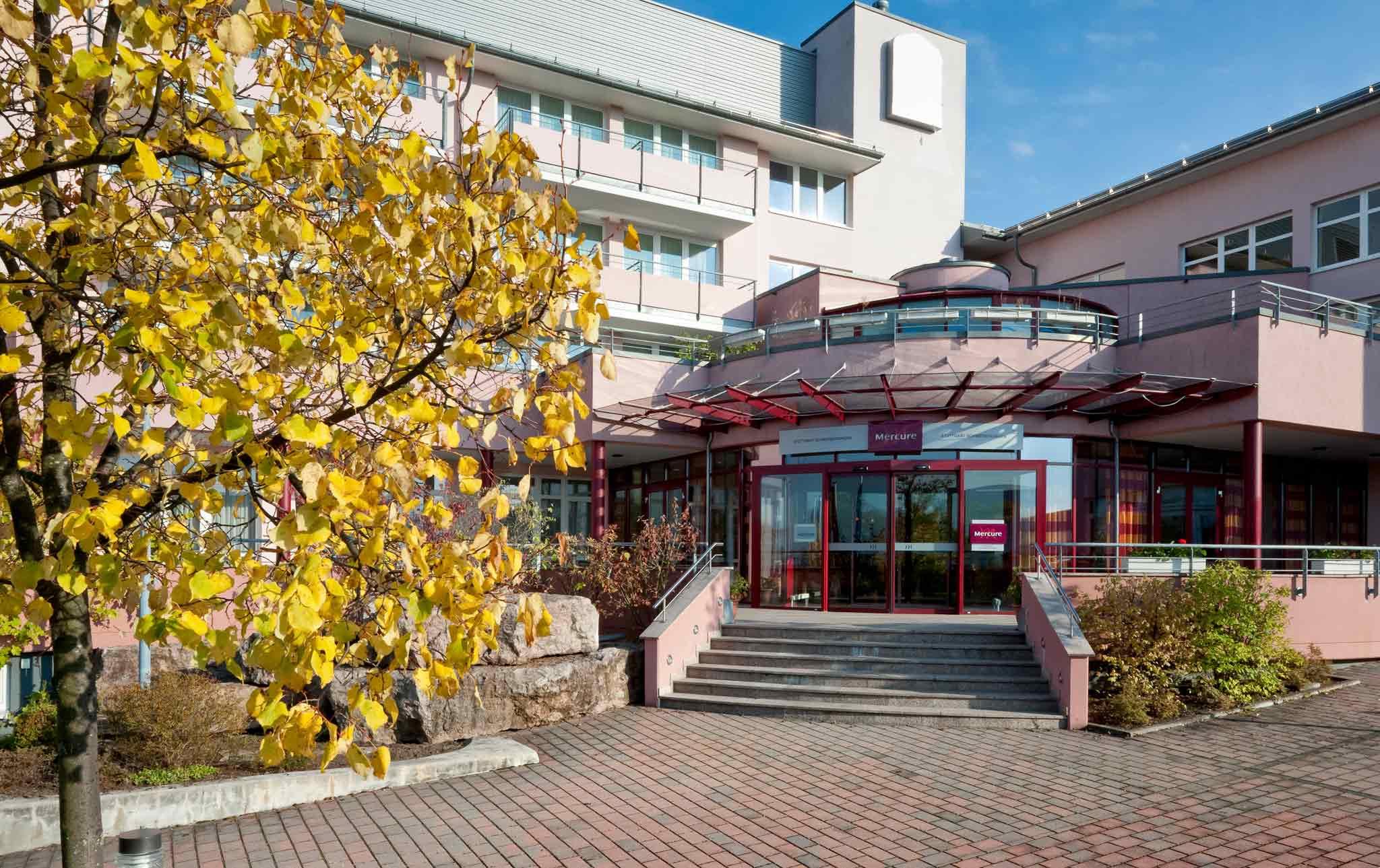 Mercure Hotel Stuttgart-Schwieberdingen Vista esterna