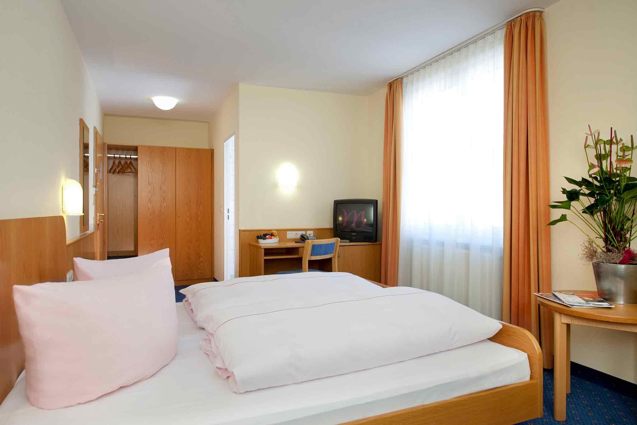 Mercure Hotel Stuttgart-Schwieberdingen Zimmeransicht