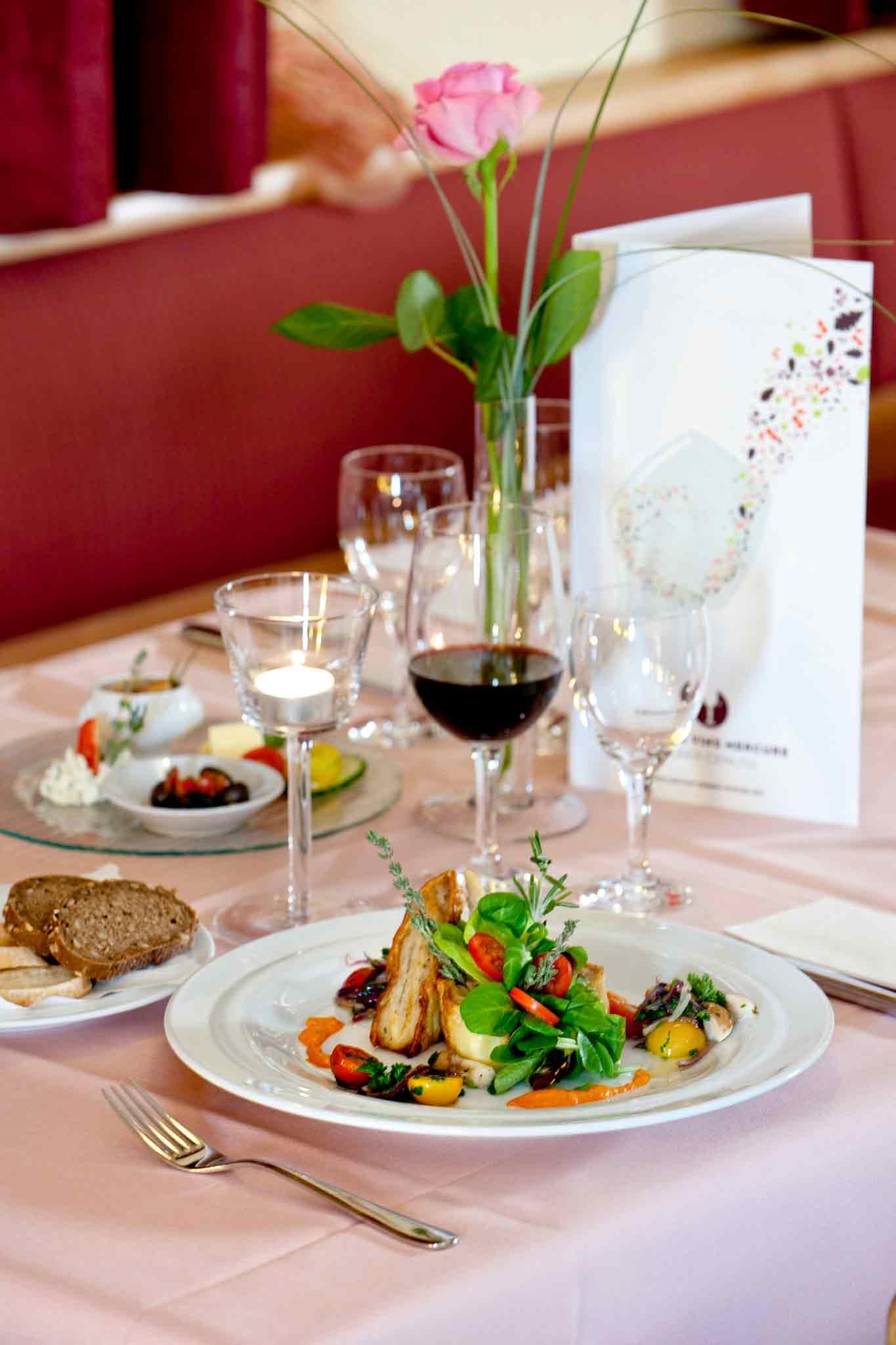 Mercure Hotel Stuttgart-Schwieberdingen Gastronomie