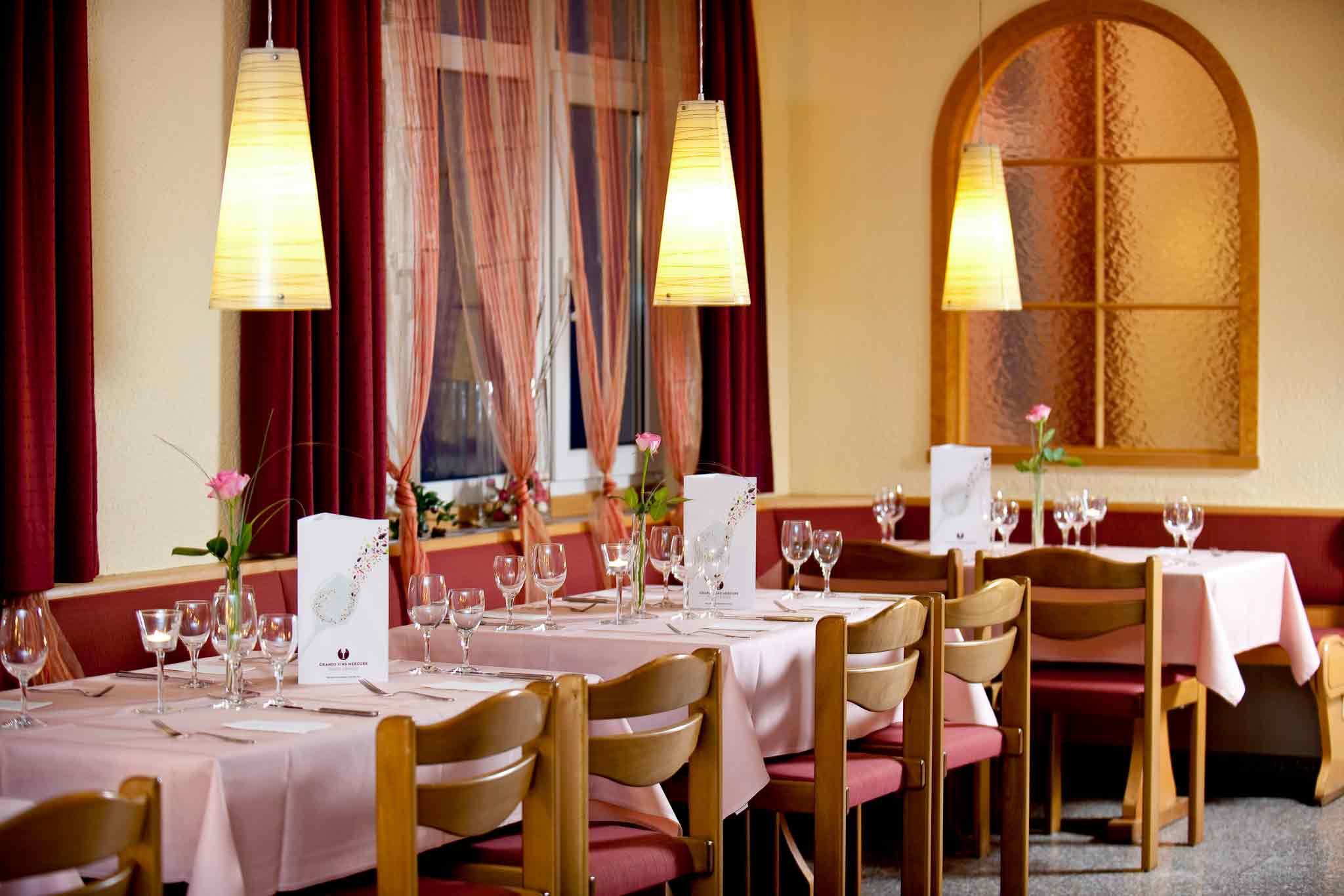 Mercure Hotel Stuttgart-Schwieberdingen Ristorazione