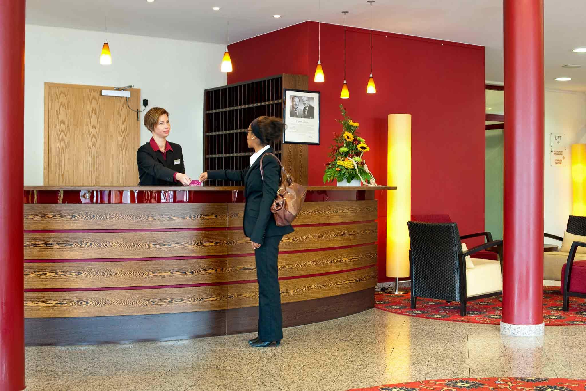Mercure Hotel Stuttgart-Schwieberdingen Centro ricreativo