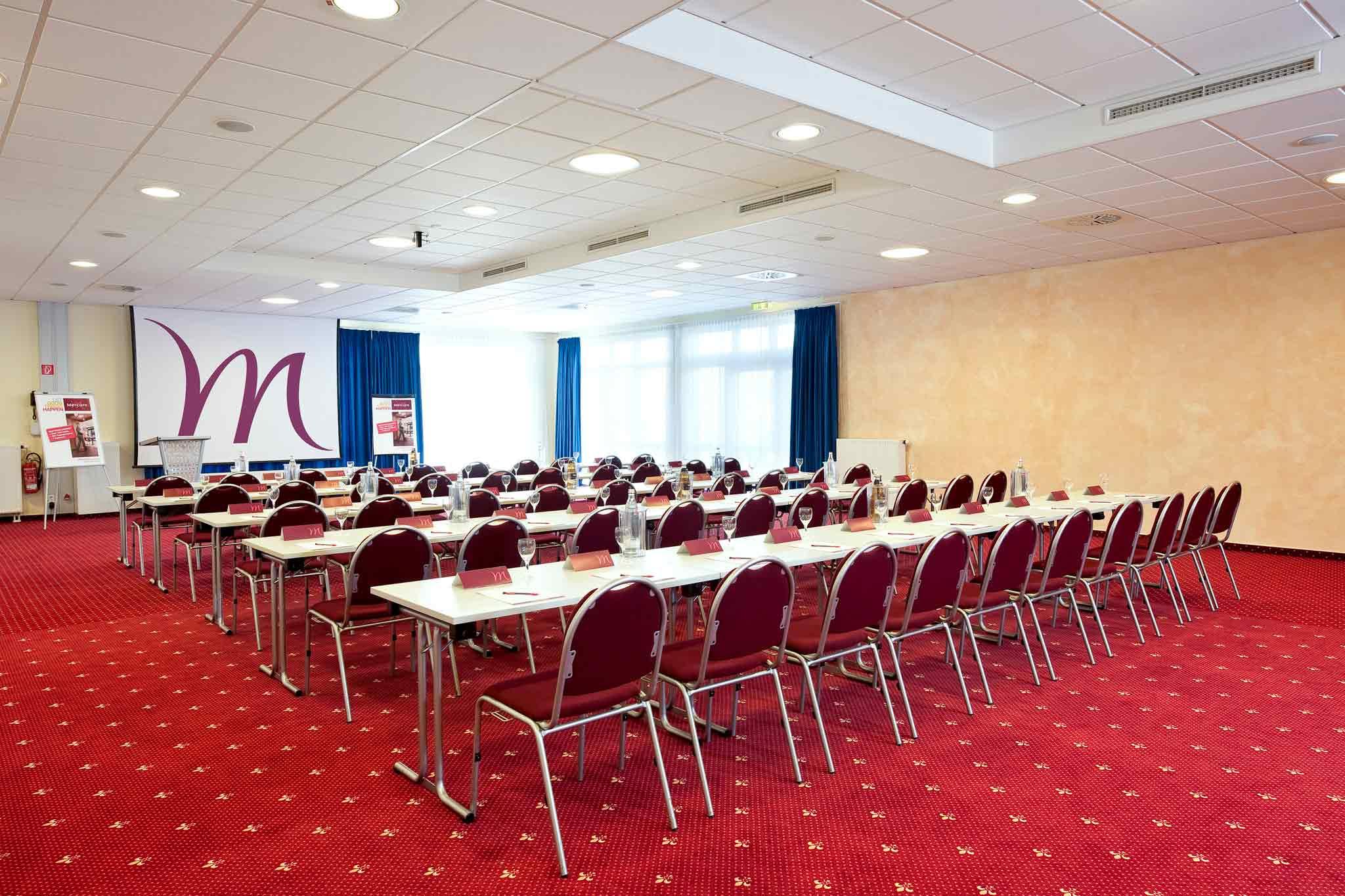 Mercure Hotel Stuttgart-Schwieberdingen Sala convegni