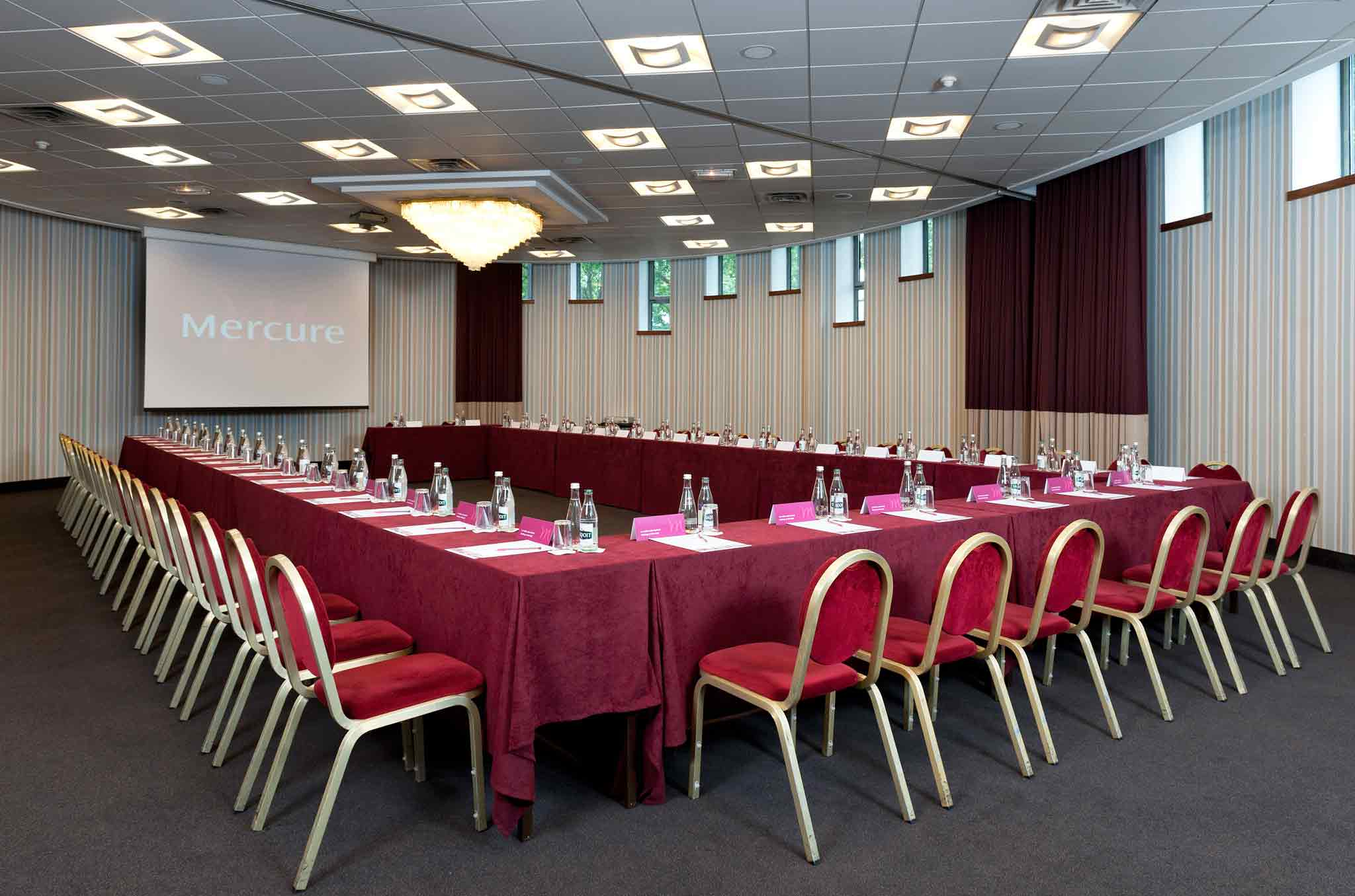 Mercure Paris La Villette Tagungsraum