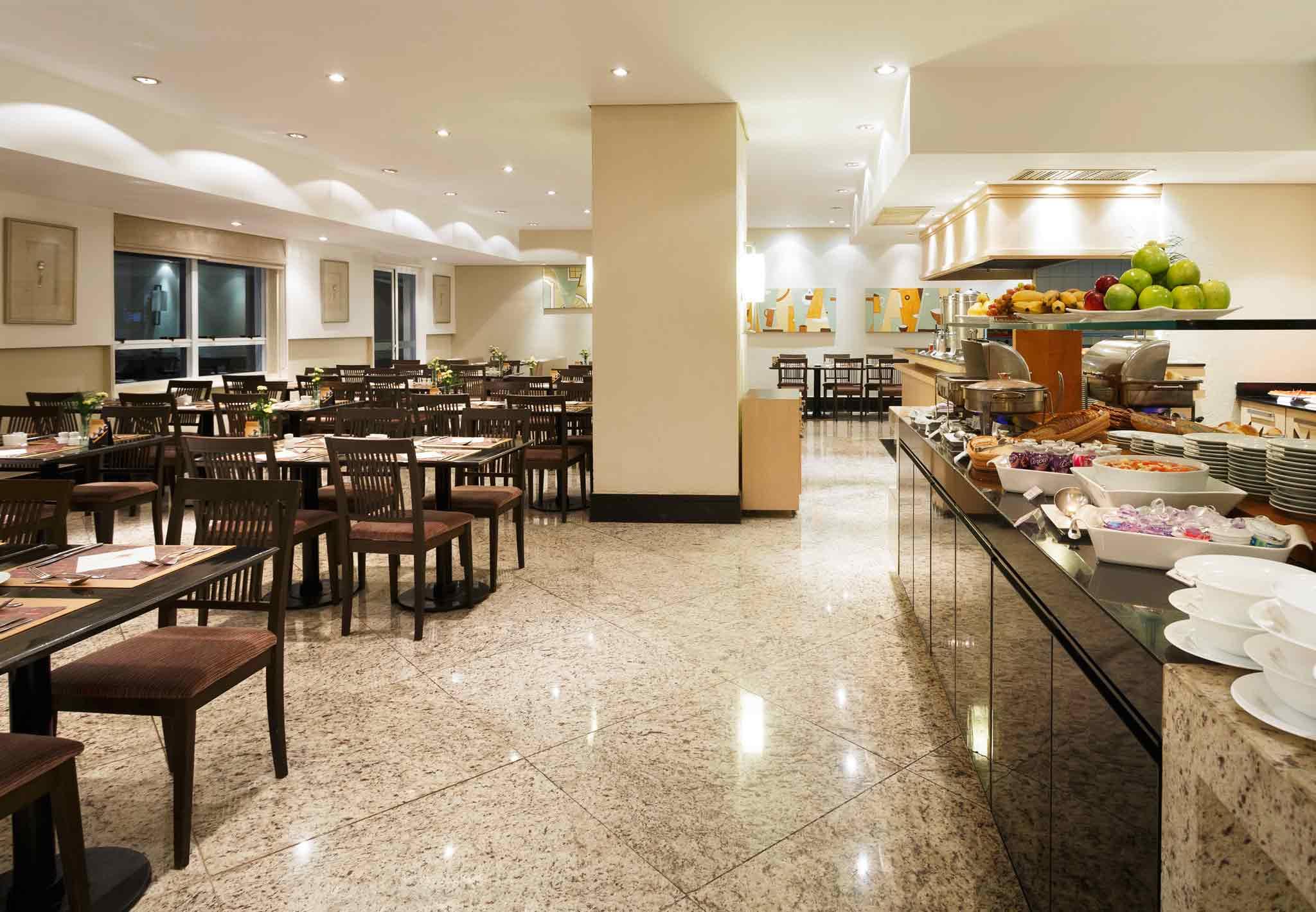 Mercure Belo Horizonte Lagoa dos Ingleses Gastronomie