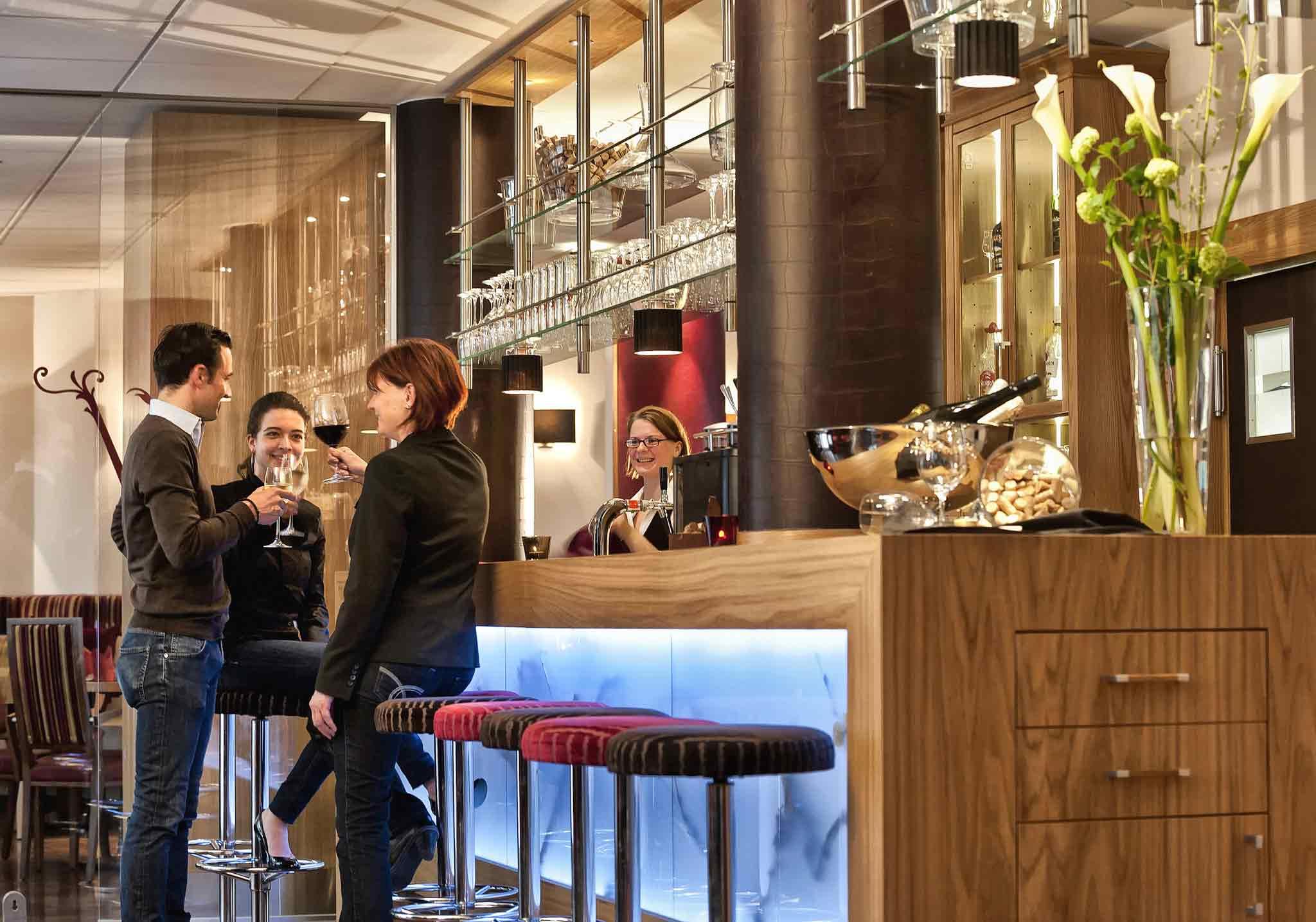 Mercure Berlin Zentrum (ex an der Urania) Lobby