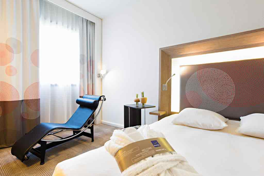 Novotel Milano Linate Aeroporto View of room