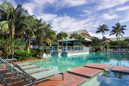Novotel Twin Waters Resort Relaxation centre