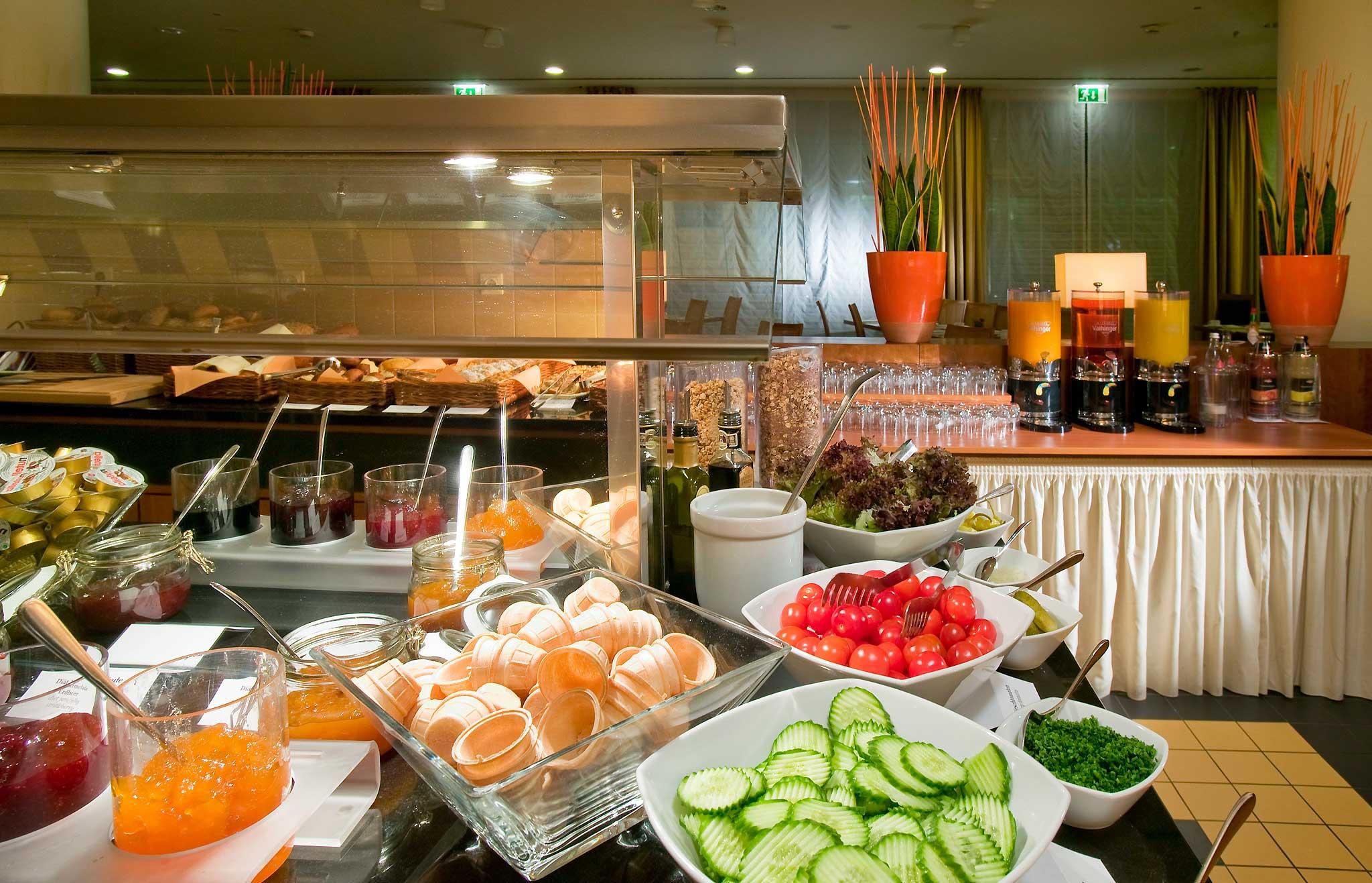 Novotel Erlangen Gastronomi