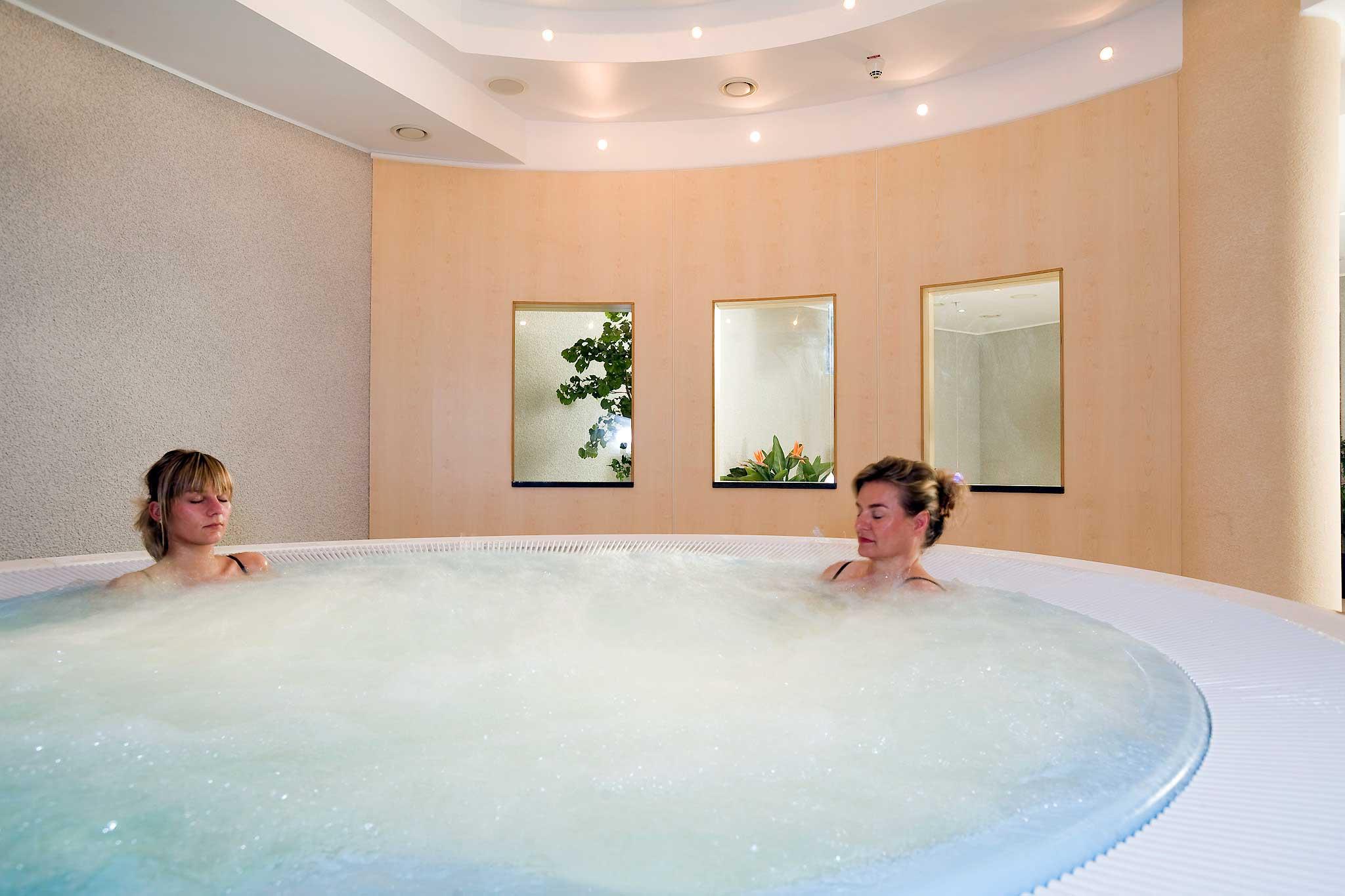 Novotel Hannover Relaxační centrum