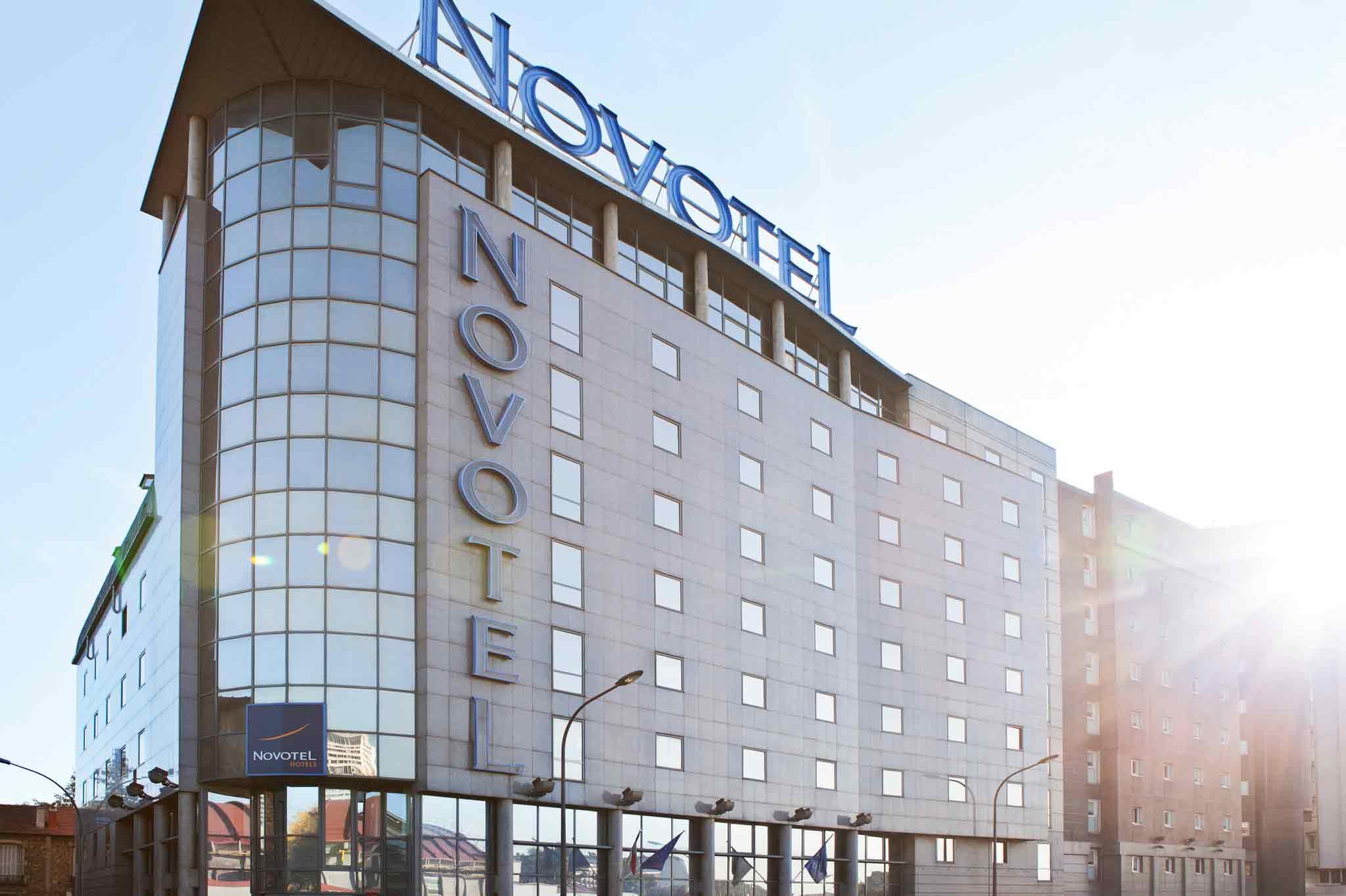 Novotel Paris Porte d'Italie Außenansicht