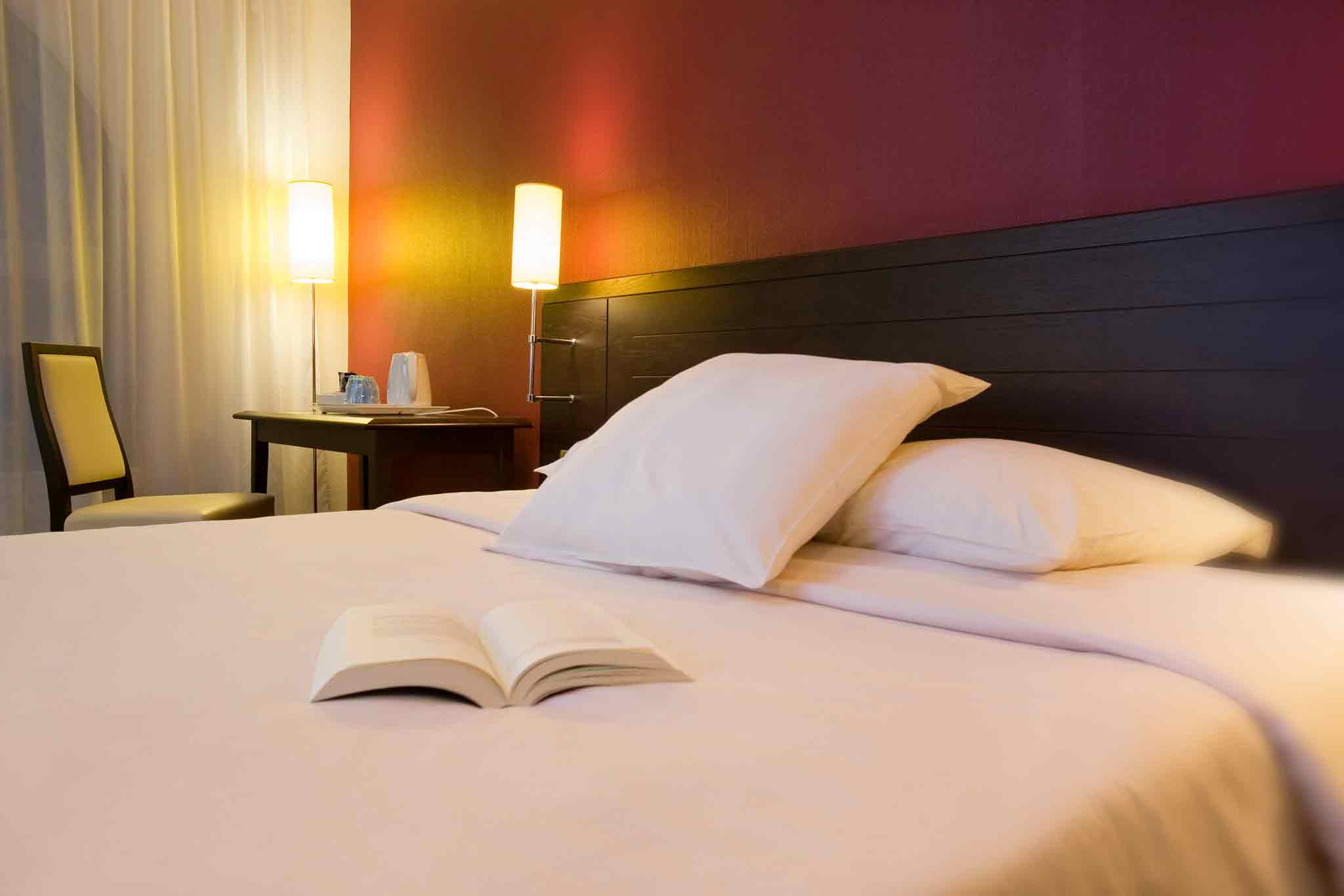 ibis Styles Metz Centre Gare (ex all seasons) Zimmeransicht
