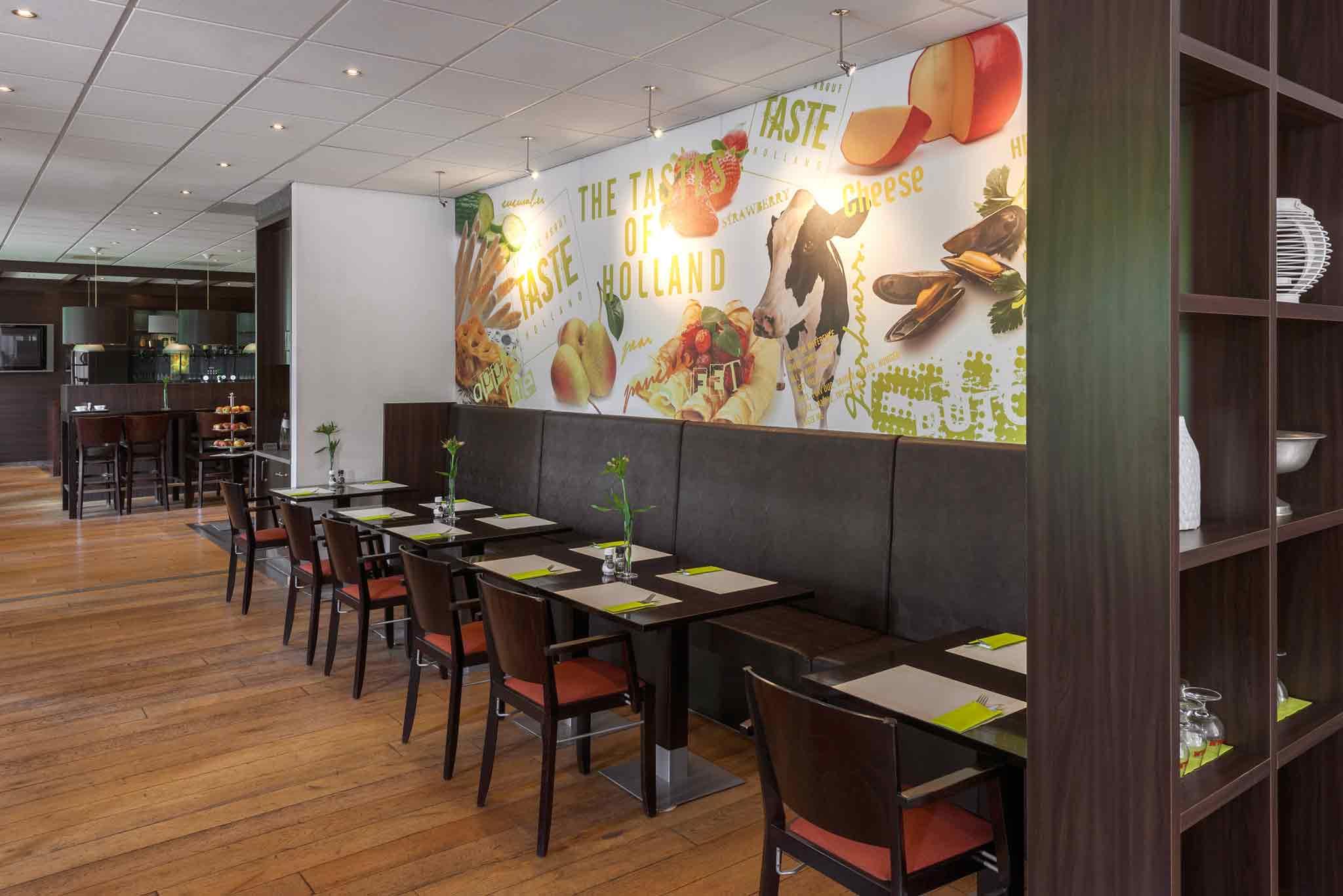 Ibis Rotterdam Vlaardingen Étkezés